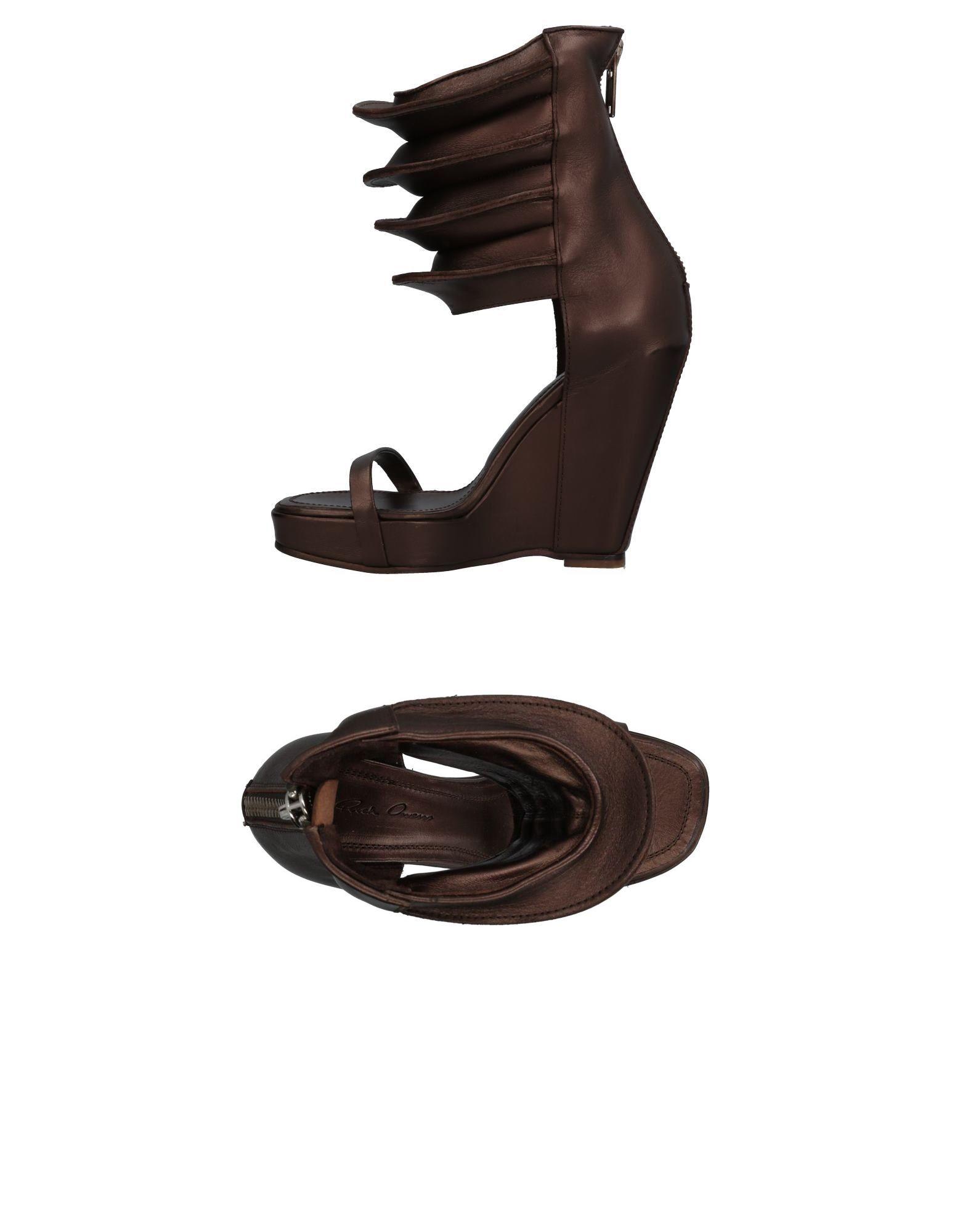 Sandales Rick Owens Femme - Sandales Rick Owens sur