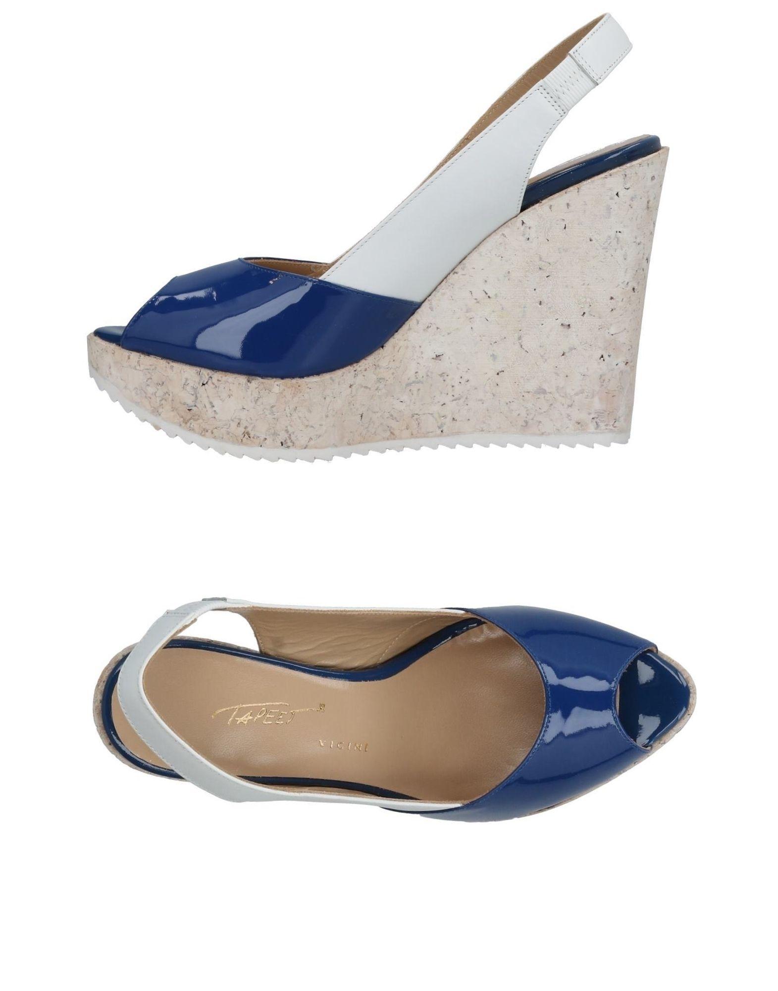 Vicini Damen Tapeet Sandalen Damen Vicini  11418932OR Neue Schuhe bf132d