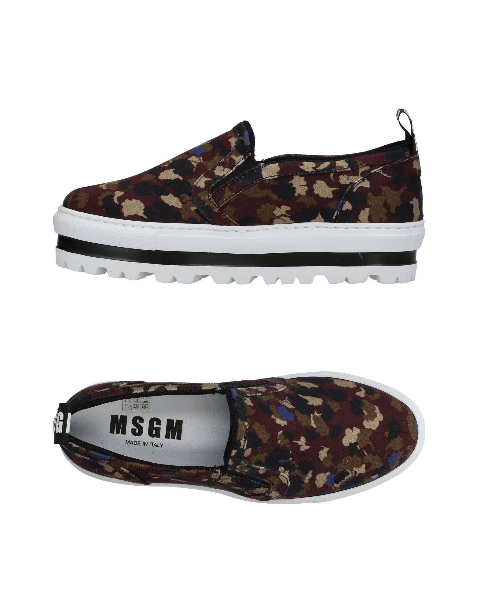 Stilvolle billige Schuhe Msgm Sneakers Damen  11418989CE