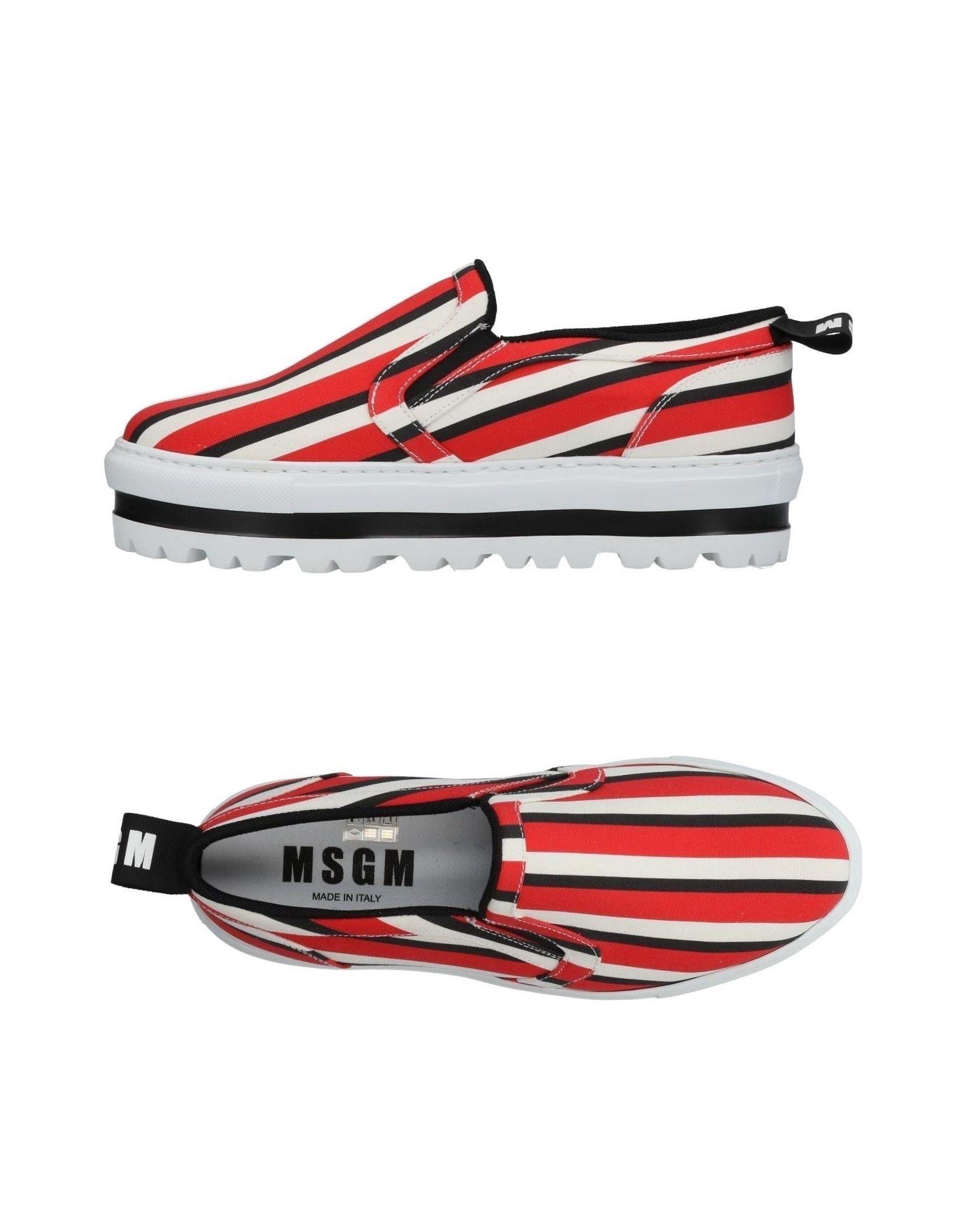 Stilvolle billige Schuhe Msgm Sneakers Damen  11419001JS