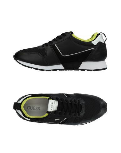 Zapatos con descuento - Zapatillas Guess Hombre - Zapatillas Guess - descuento 11419015GR Negro 5deebb