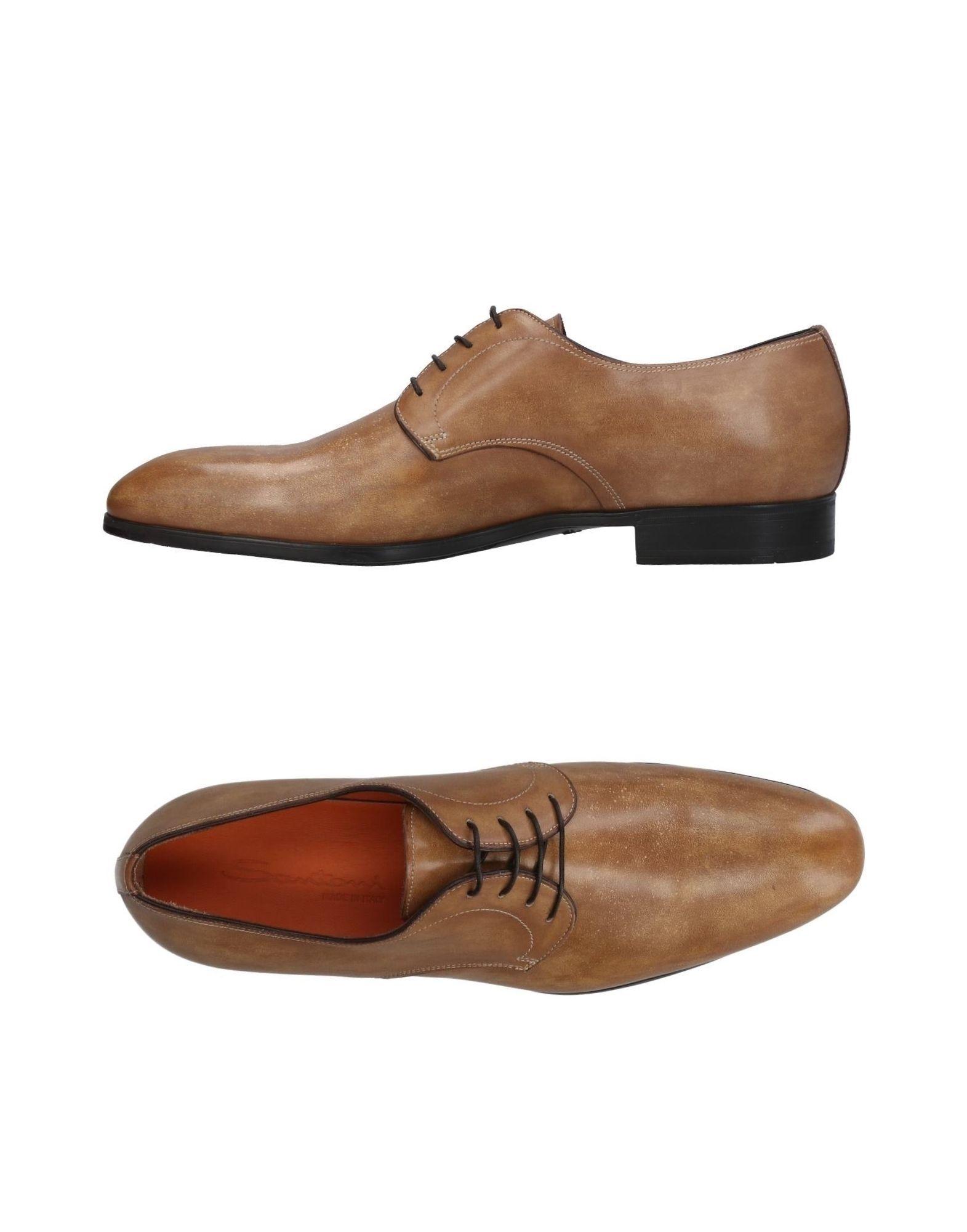 Santoni Schnürschuhe Herren  11419033CK Gute Qualität beliebte Schuhe