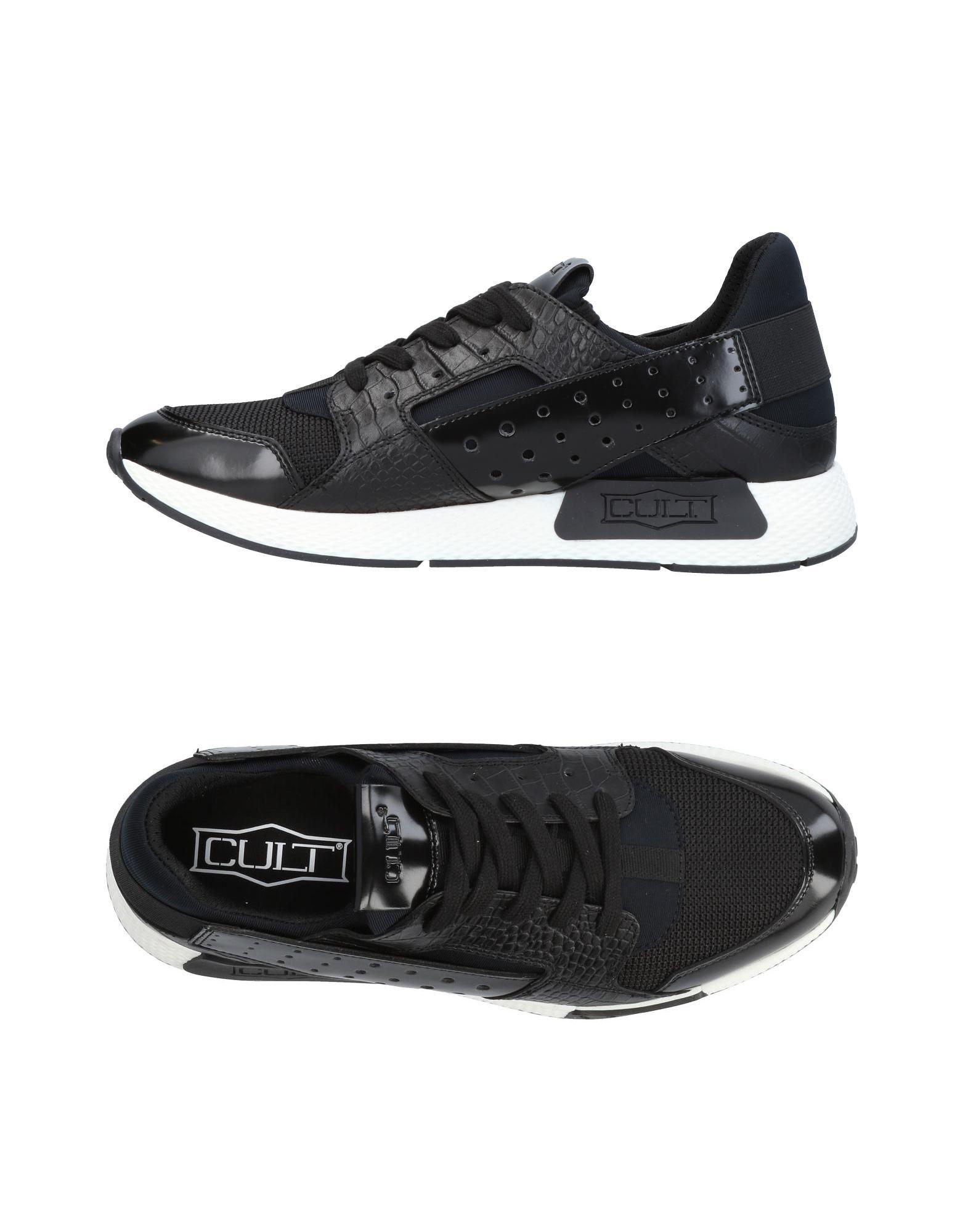 Rabatt echte Schuhe Cult Sneakers Herren  11419205WS