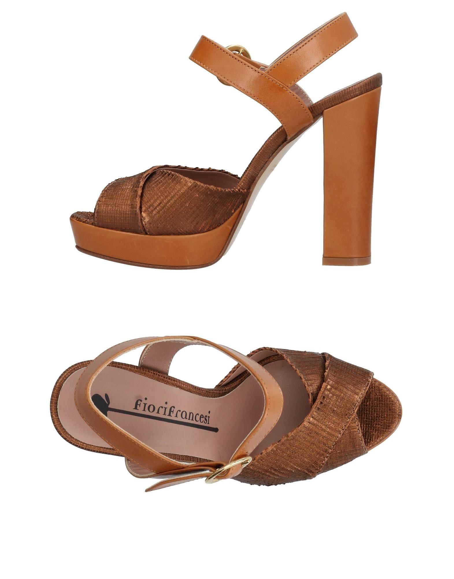 Haltbare Mode billige Schuhe Fiorifrancesi Sandalen Damen  11419339RN Heiße Schuhe