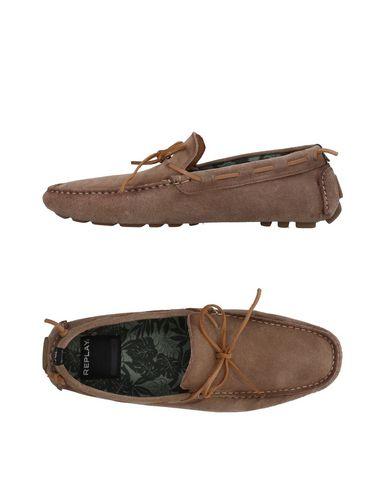 Zapatos Hombre con descuento Mocasín Replay Hombre Zapatos - Mocasines Replay - 11419418DW Arena 02d025