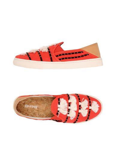 Zapatillas Soludos Mujer Tassel Convertible Slipper - Mujer Soludos - Zapatillas Soludos - 11419478GP Rojo 0281cb