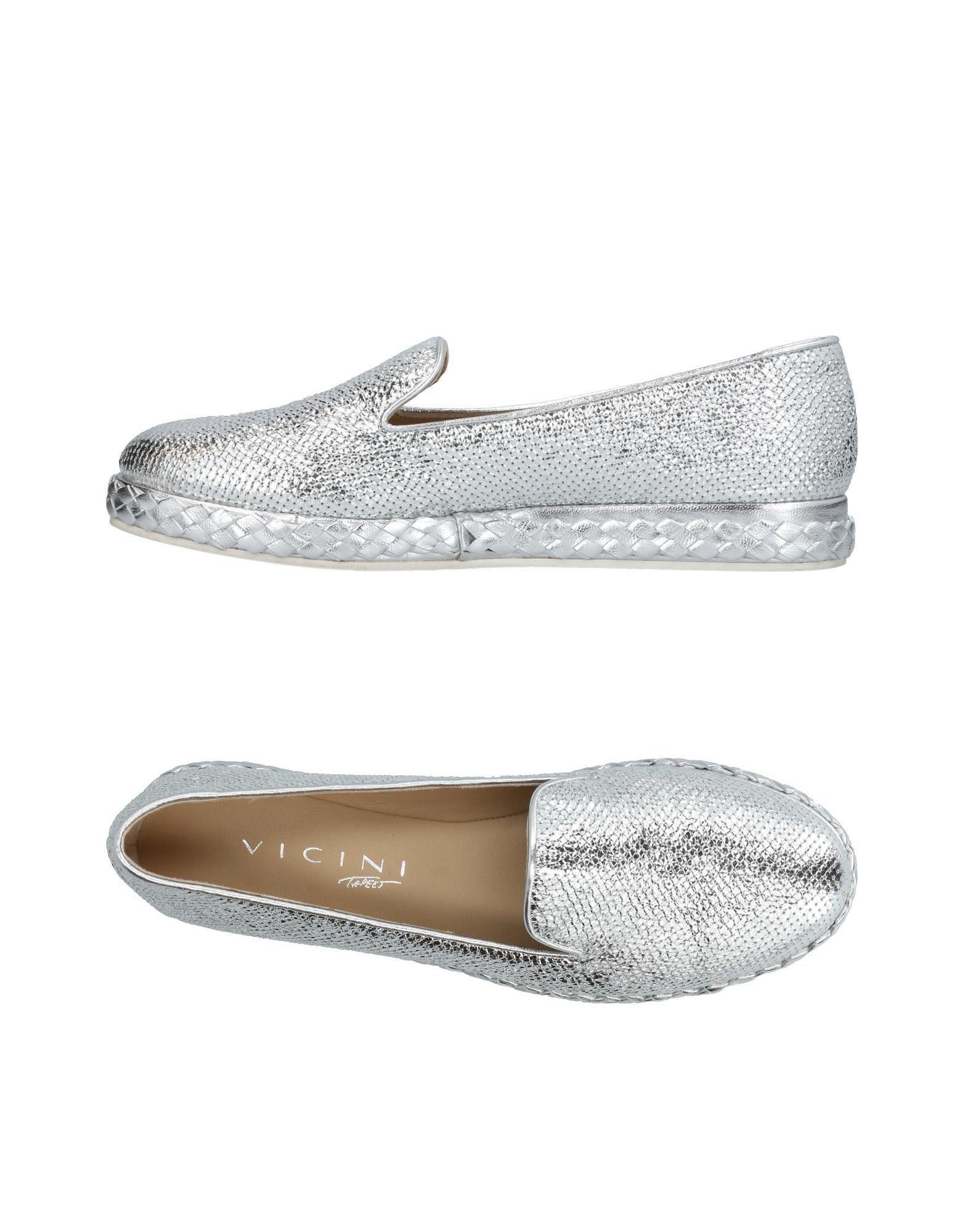 Vicini Tapeet Mokassins Damen  11419497FU Gute Qualität beliebte Schuhe