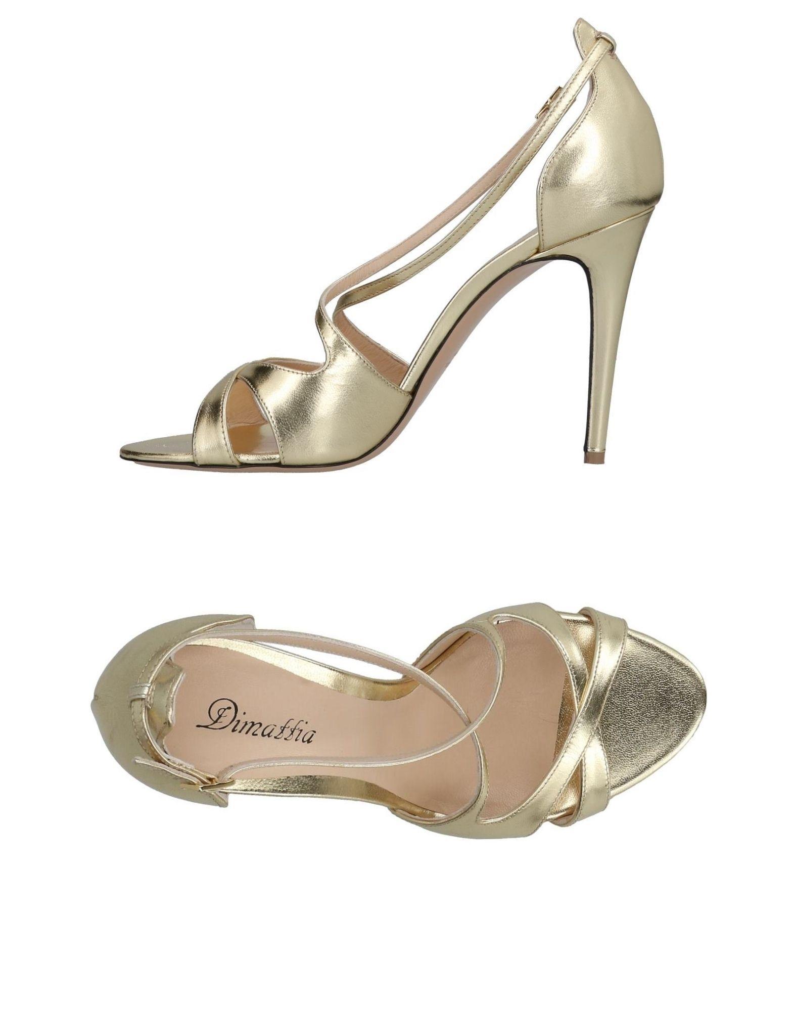 Dimattia Sandalen Damen 11419499VQ Gute Qualität beliebte Schuhe
