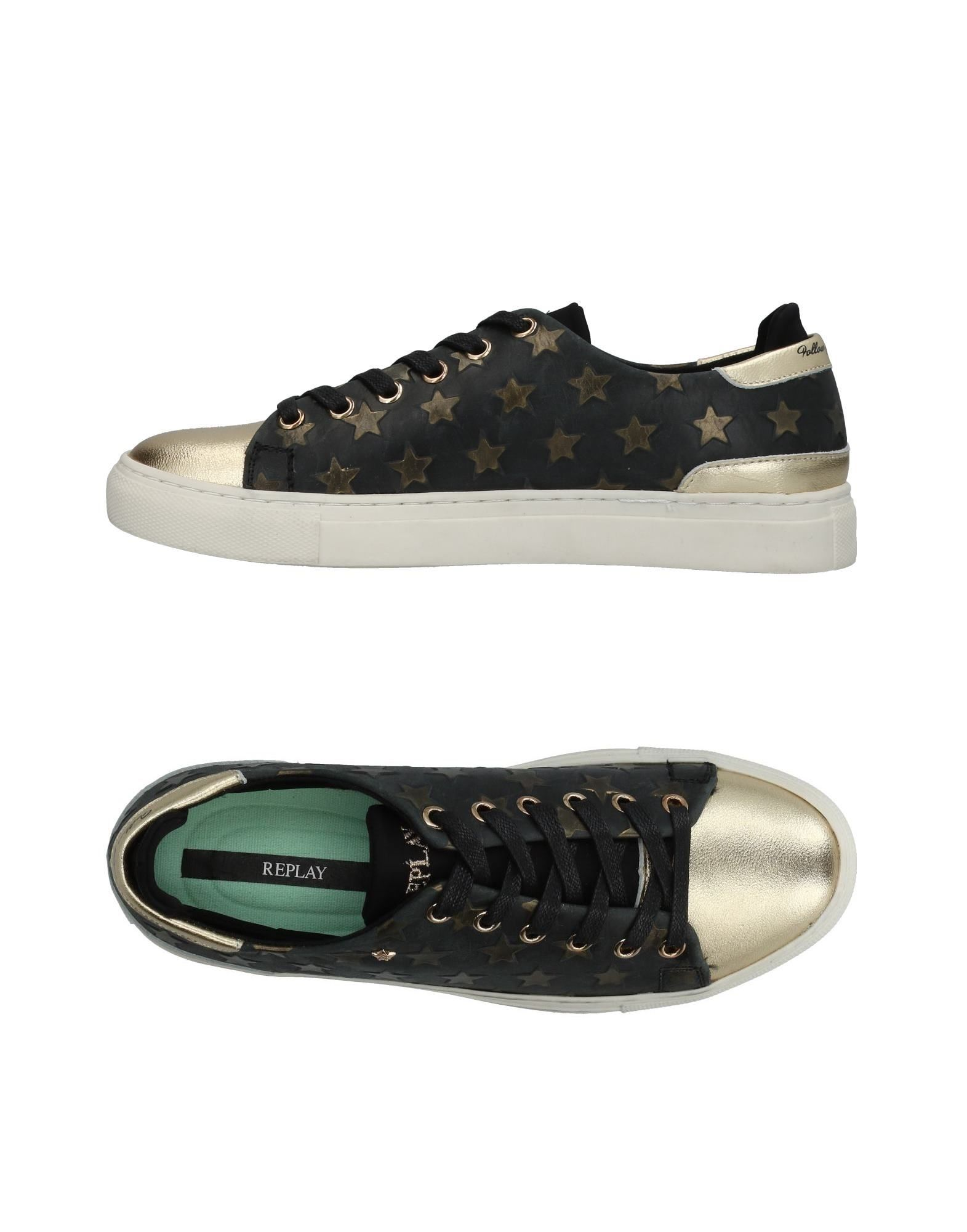 Sneakers Replay Femme - Sneakers Replay sur