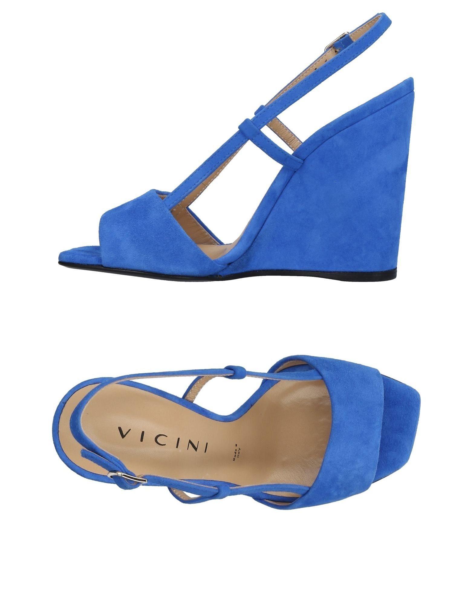 Stilvolle billige Schuhe Vicini Sandalen Damen  11419574XD