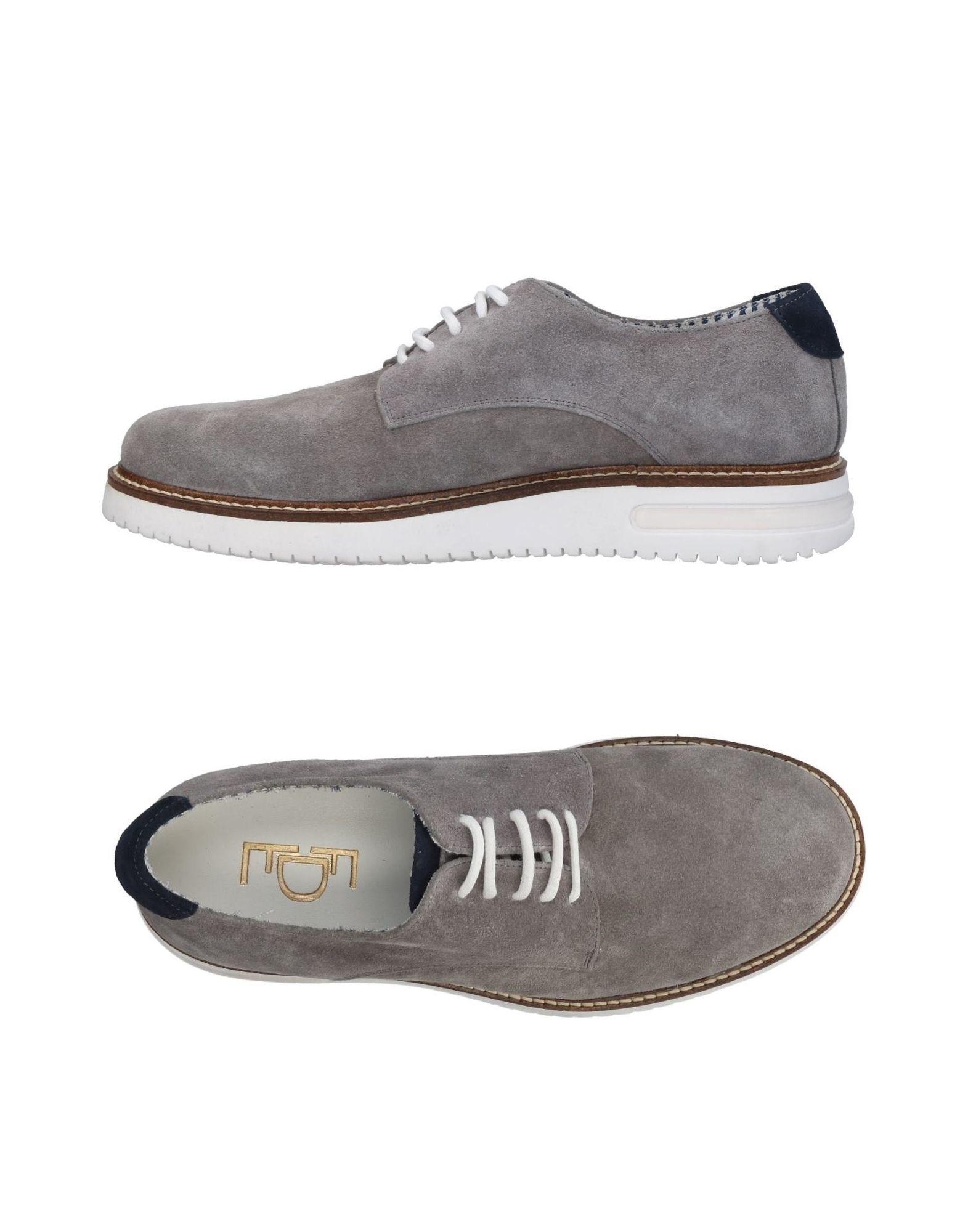 Stringate Fdf Shoes Uomo - 11419577QO