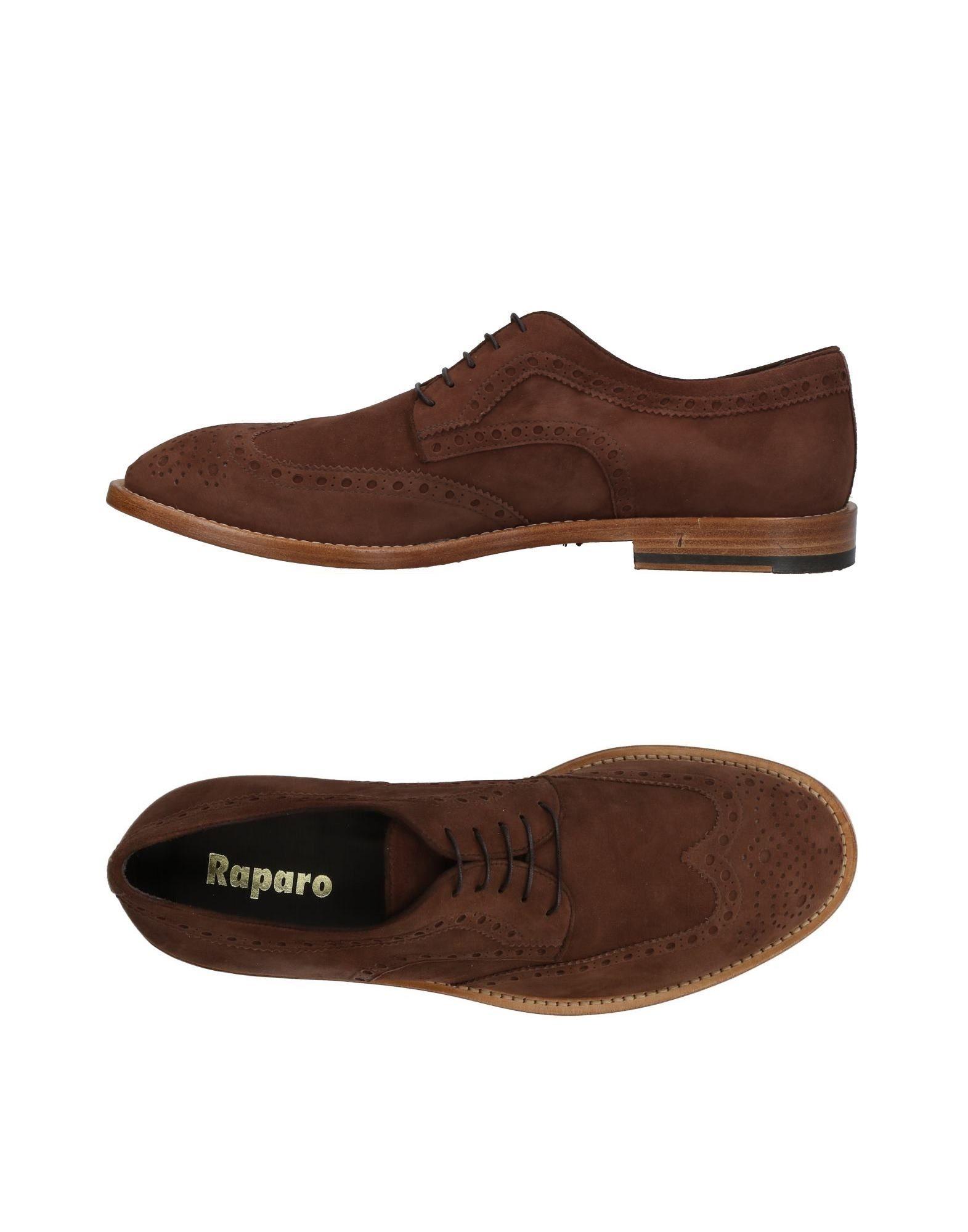 Rabatt echte Schuhe Raparo Schnürschuhe Herren   Herren 11419580QD 20a1a9