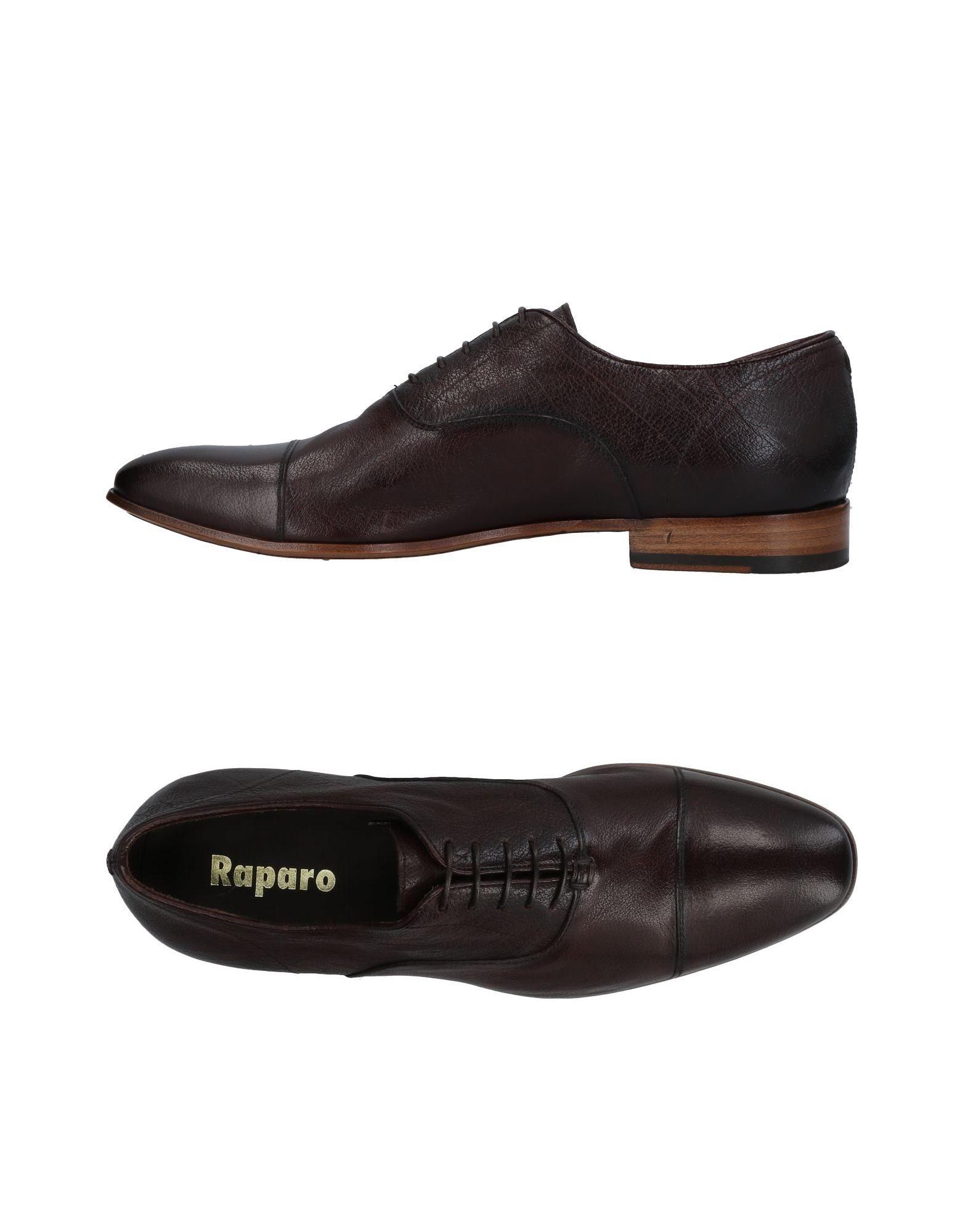Rabatt echte Schuhe Raparo Schnürschuhe Herren  11419642SS