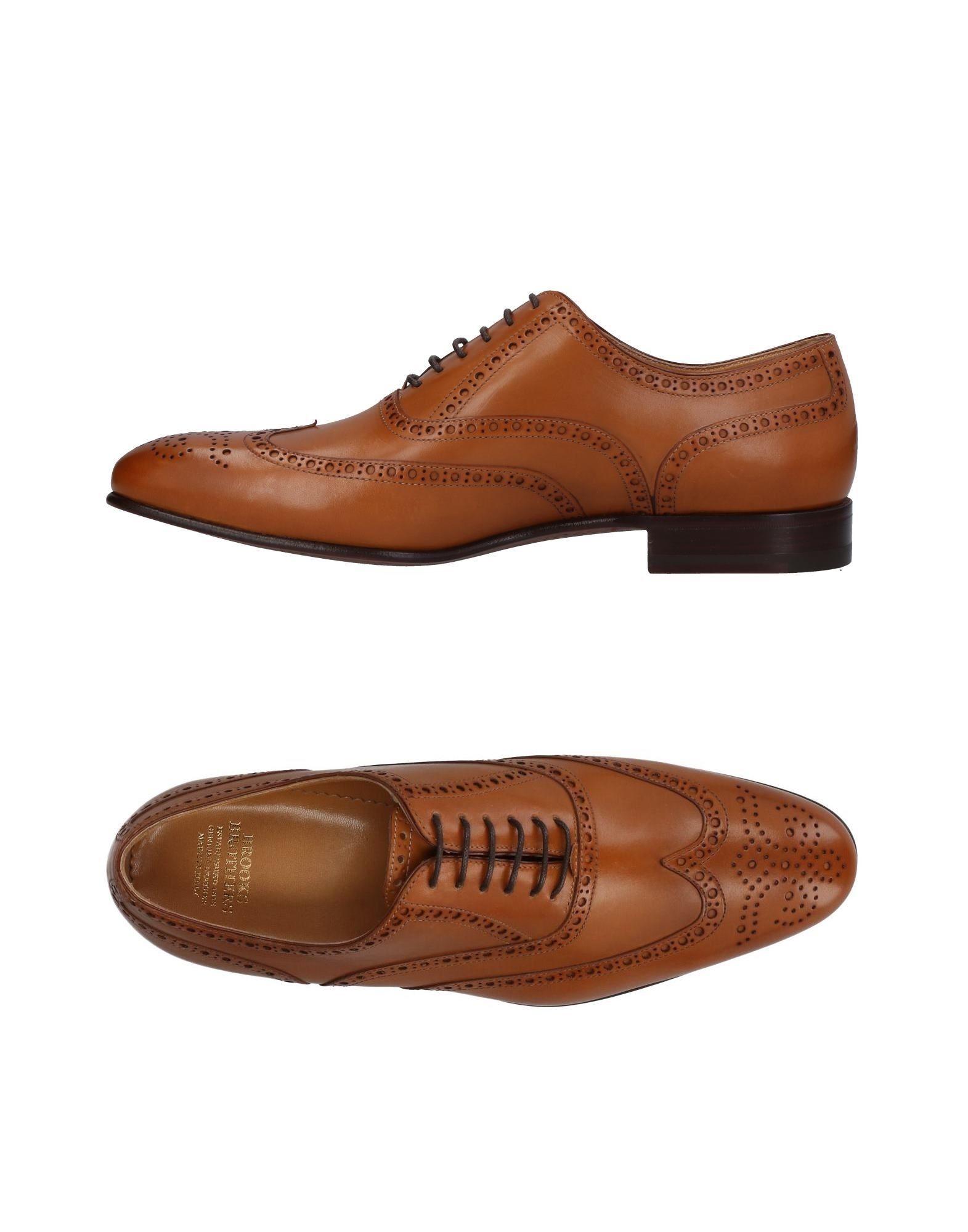Brooks Brothers Herren Schnürschuhe Herren Brothers  11419657SA Neue Schuhe 011f2f