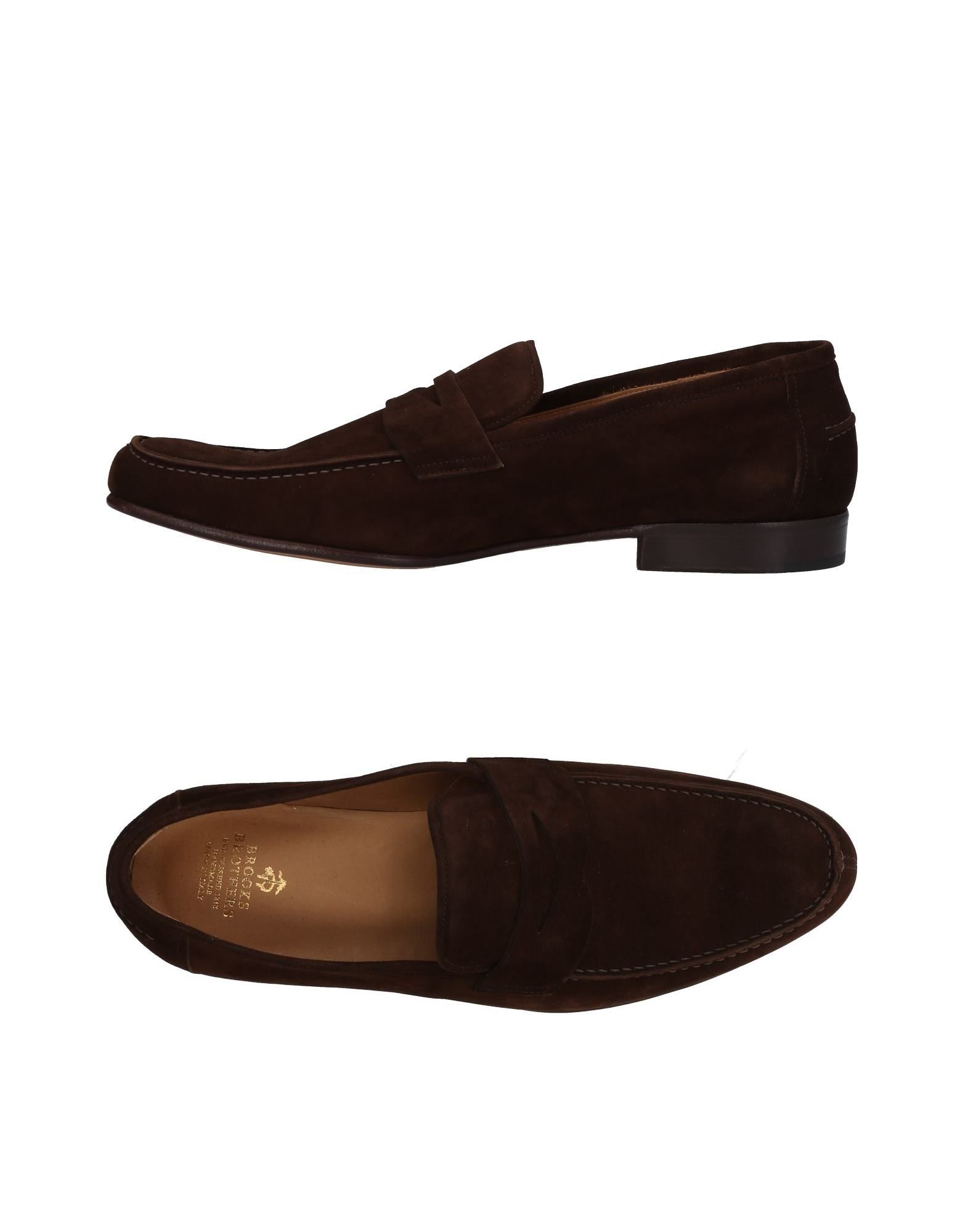 Mocassino Brooks Brothers Uomo Uomo Brothers - 11419662DL b8261e