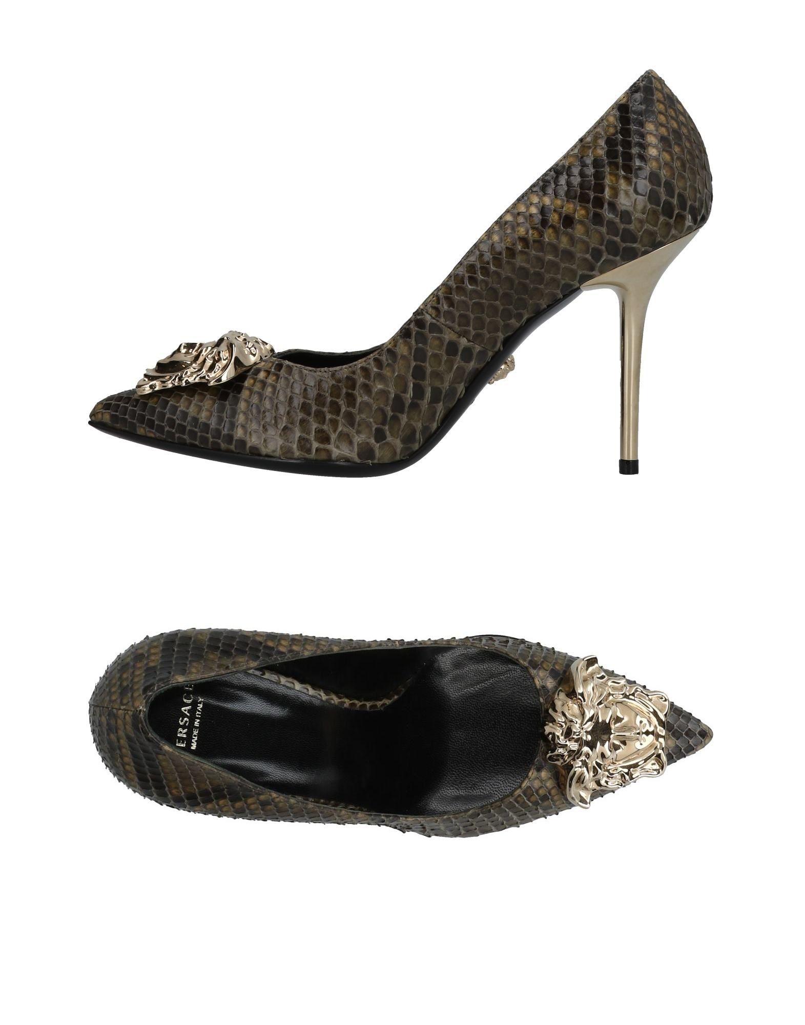 Versace Pumps Damen  aussehende 11419744HGGünstige gut aussehende  Schuhe af15e7