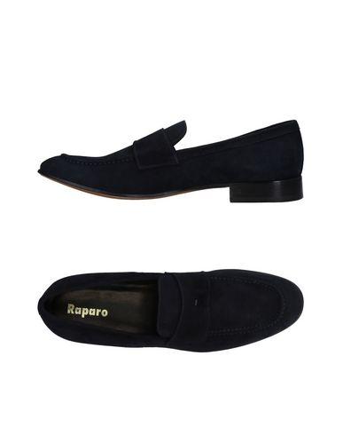 Zapatos de hombres y mujeres de moda casual Mocasín Raparo Hombre - Mocasines Raparo - 11419778OC Azul oscuro