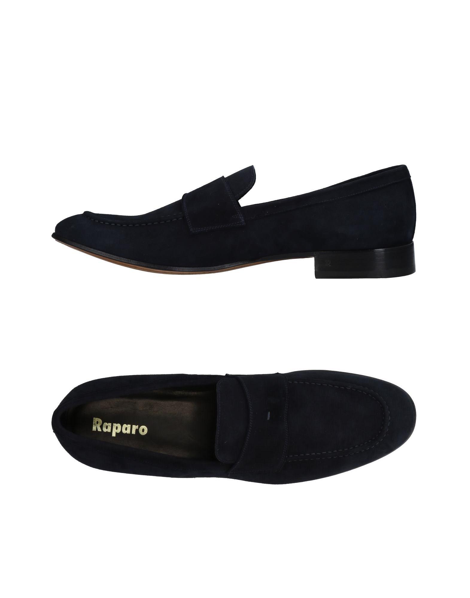 Rabatt echte Schuhe Raparo Mokassins Herren  11419778OC