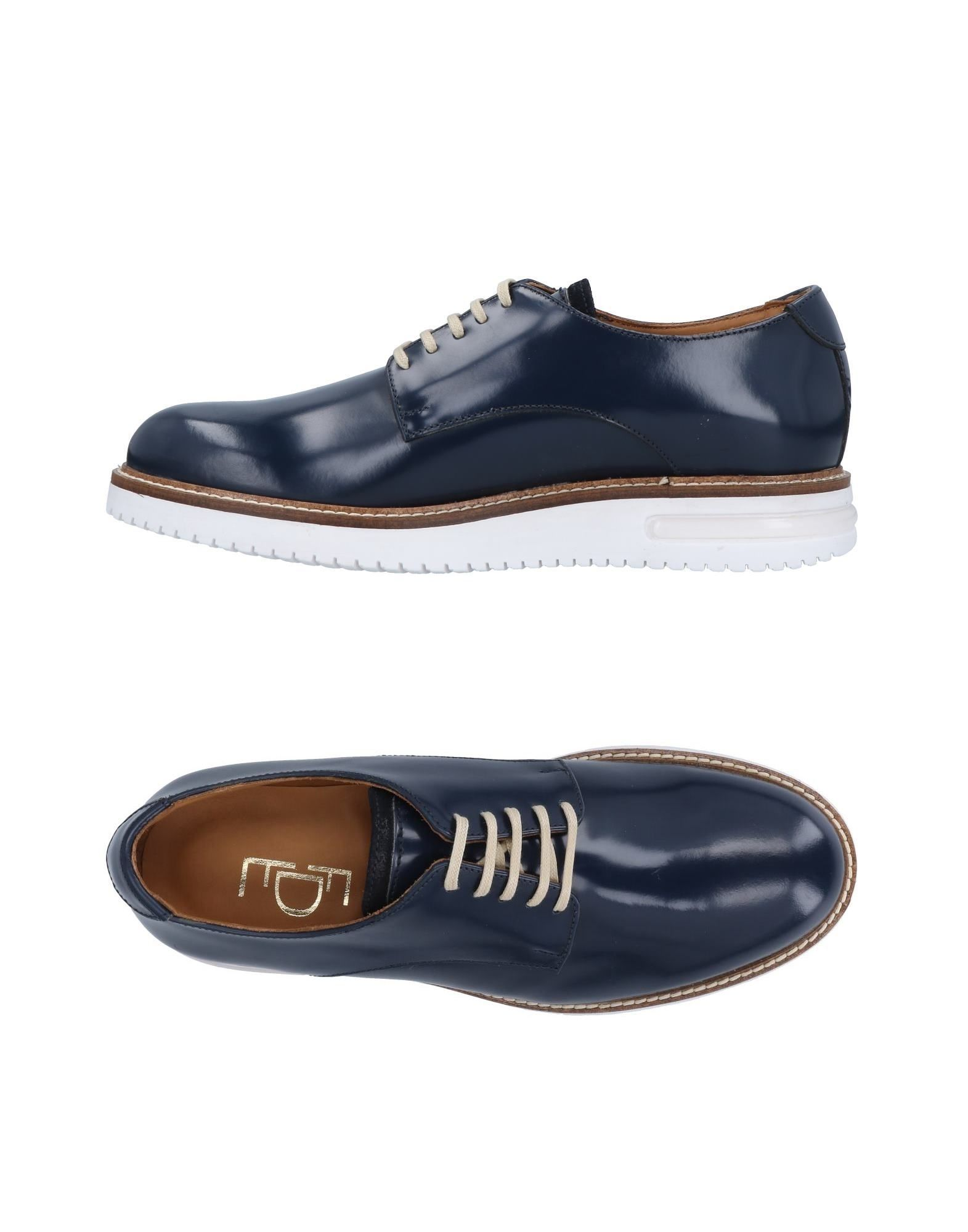 Stringate Fdf Shoes Uomo - 11419823JH