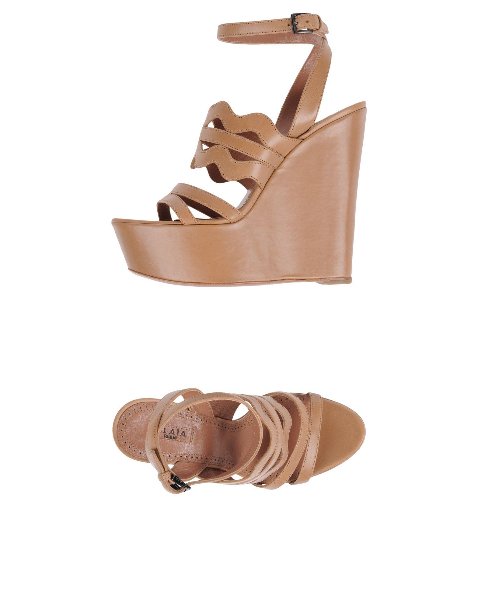 Haltbare Mode billige Schuhe Alaïa Sandalen Damen  11419893BQ Heiße Schuhe