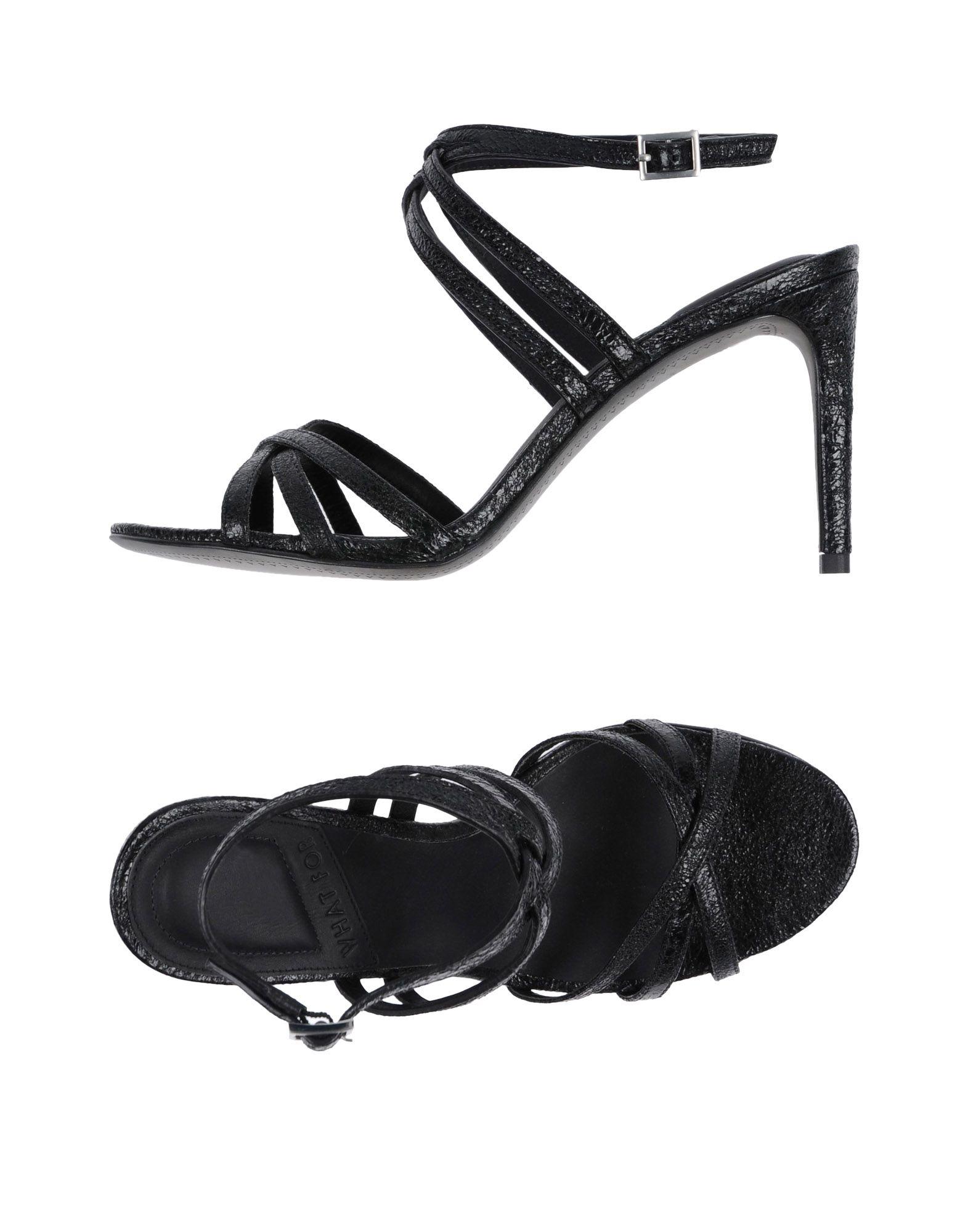 What For Sandalen Damen  11420061KH Gute Qualität beliebte Schuhe
