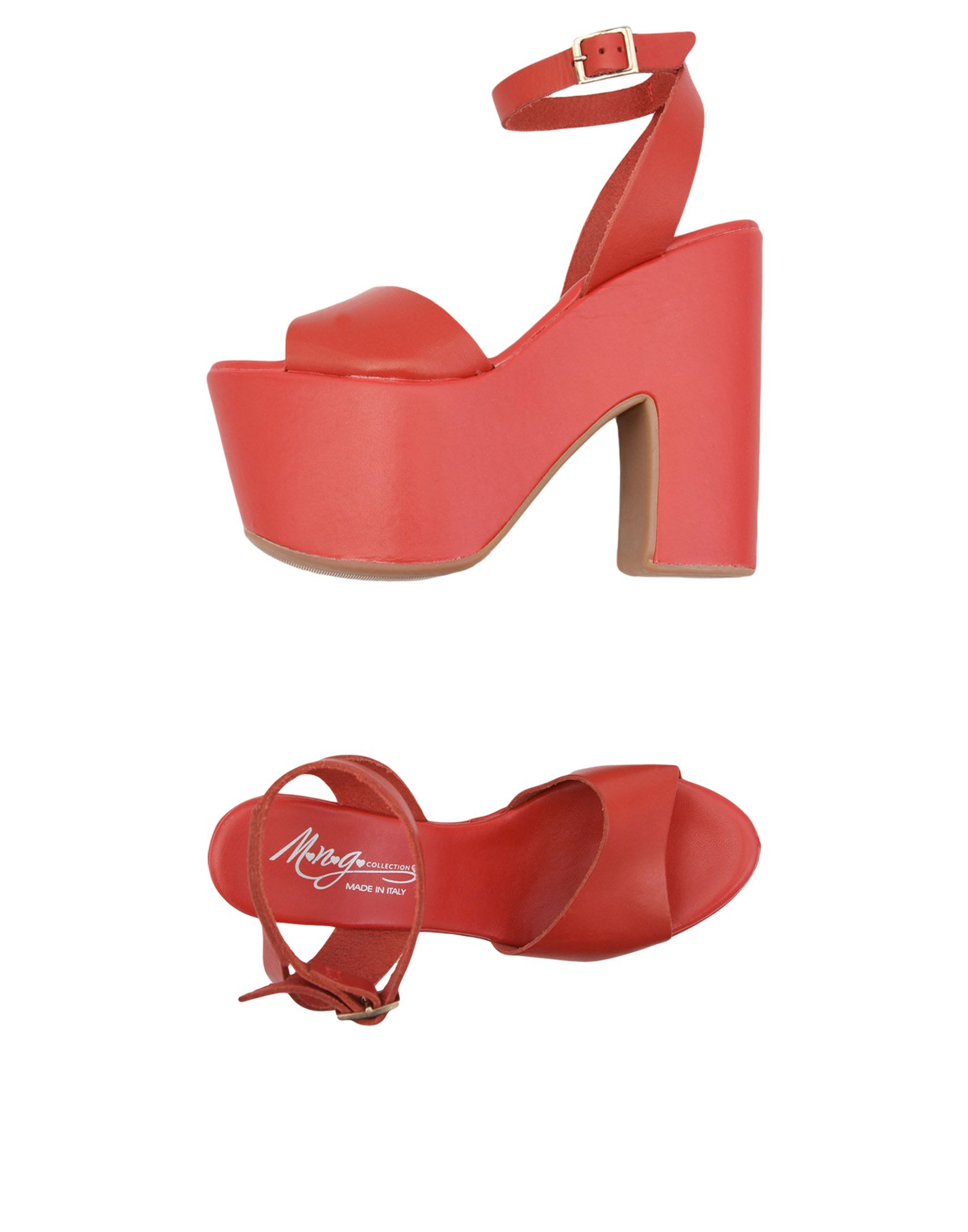 Sandales Mng Femme - Sandales Mng sur