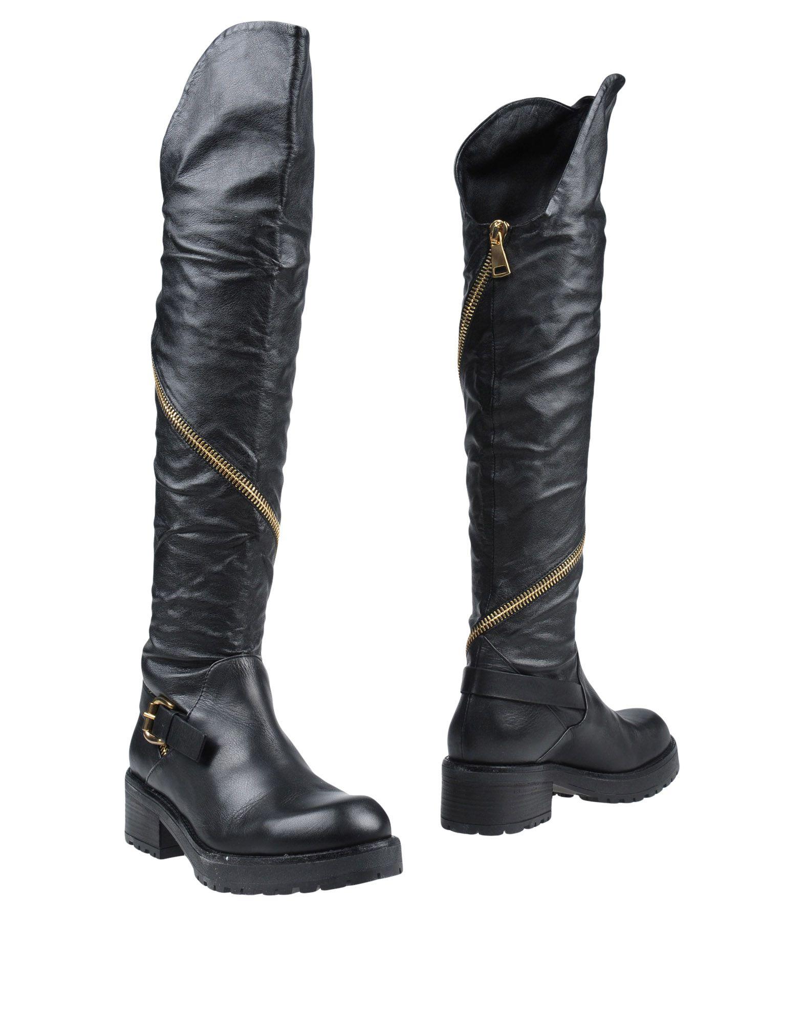 Stilvolle billige Schuhe Garrice Stiefel Damen  11420140LU