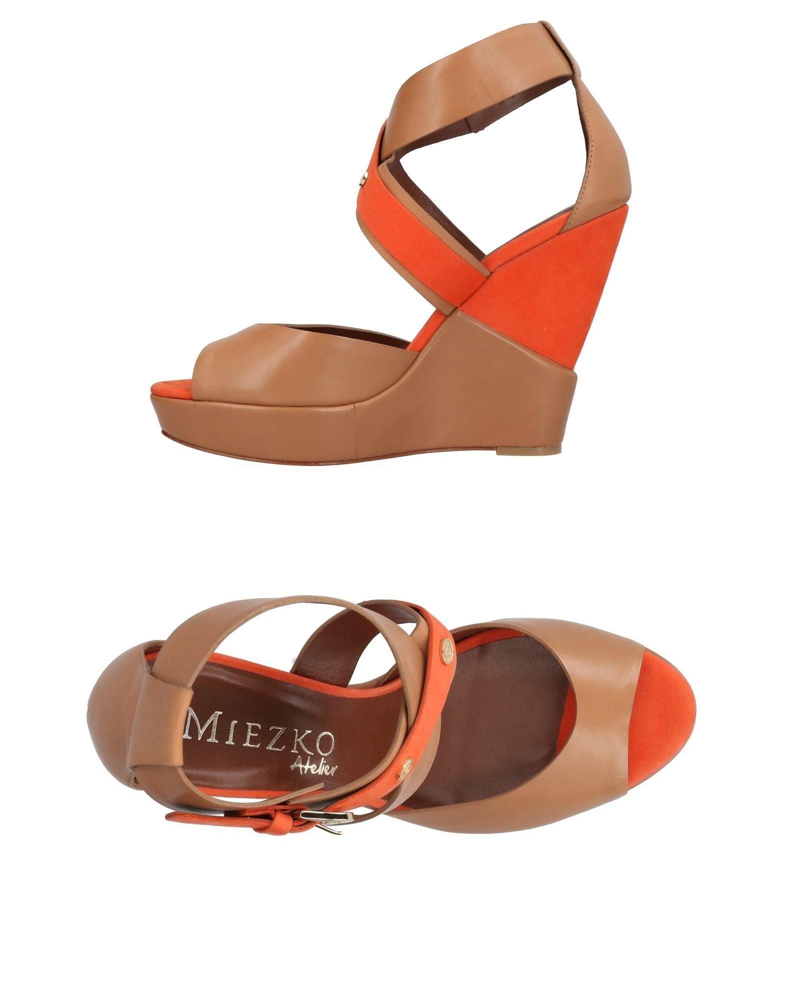 Sandales Miezko Femme - Sandales Miezko sur