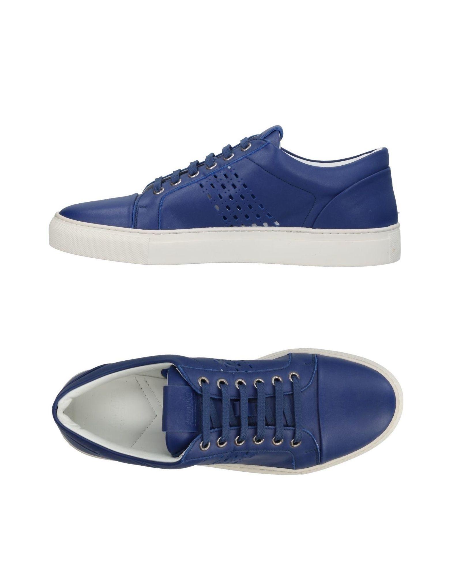 Sneakers Armani Collezioni Homme - Sneakers Armani Collezioni sur