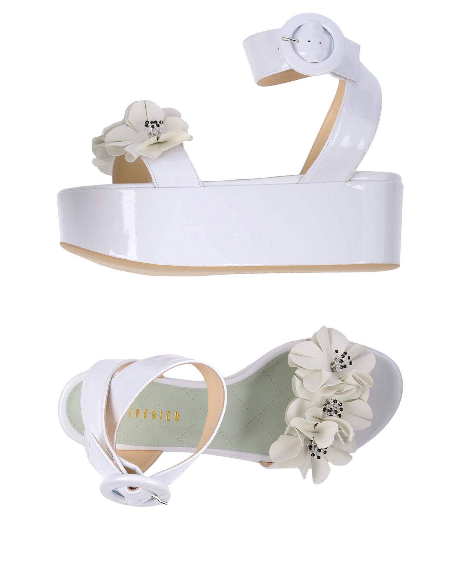Stilvolle billige Schuhe Giannico Sandalen Damen  11420311JN