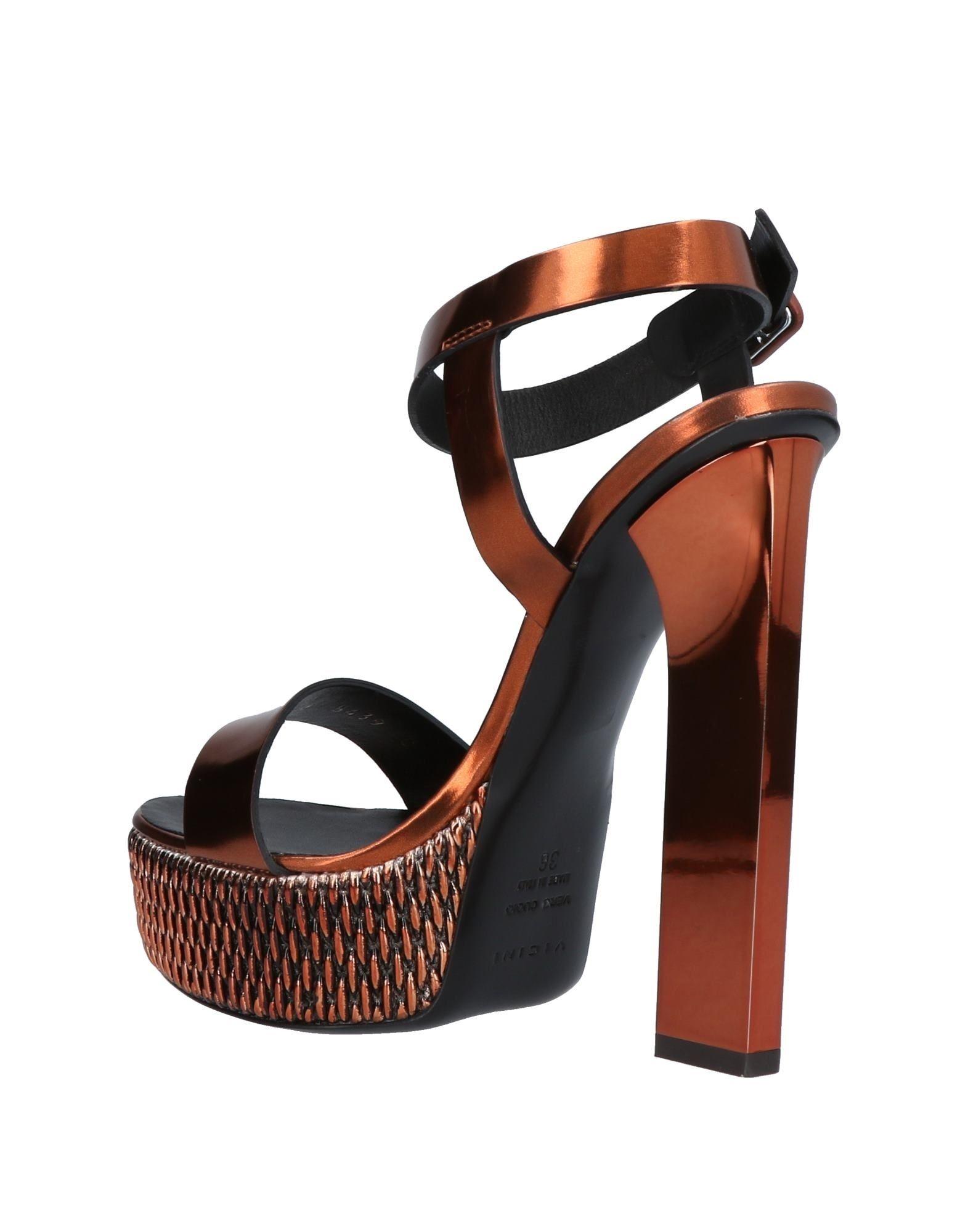 Rabatt Schuhe Vicini Damen Sandalen Damen Vicini  11420336RT b3df54