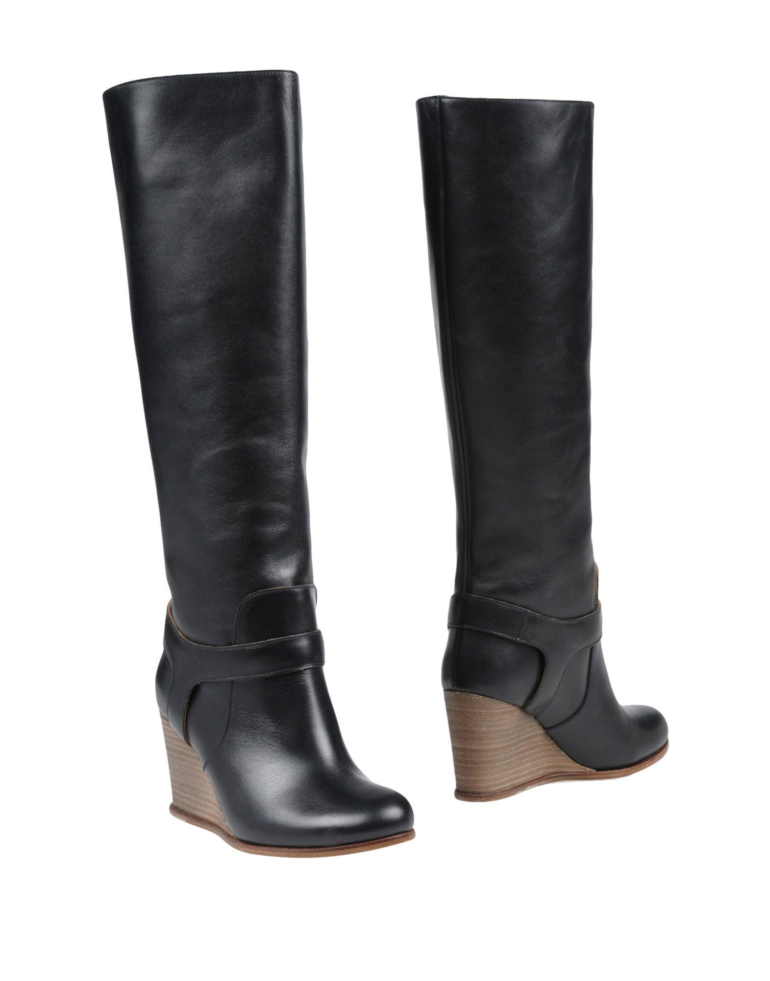 Mm6 Maison Neue Margiela Stiefel Damen  11420370DJ Neue Maison Schuhe 148762
