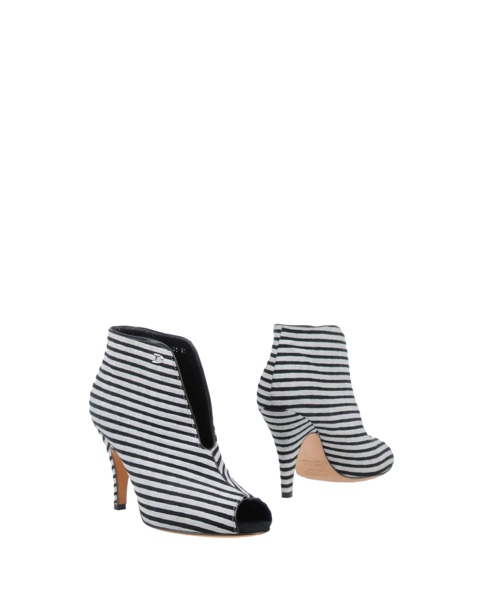 Dibrera By Paolo Zanoli Stiefelette Damen  11420422GI Gute Qualität beliebte Schuhe