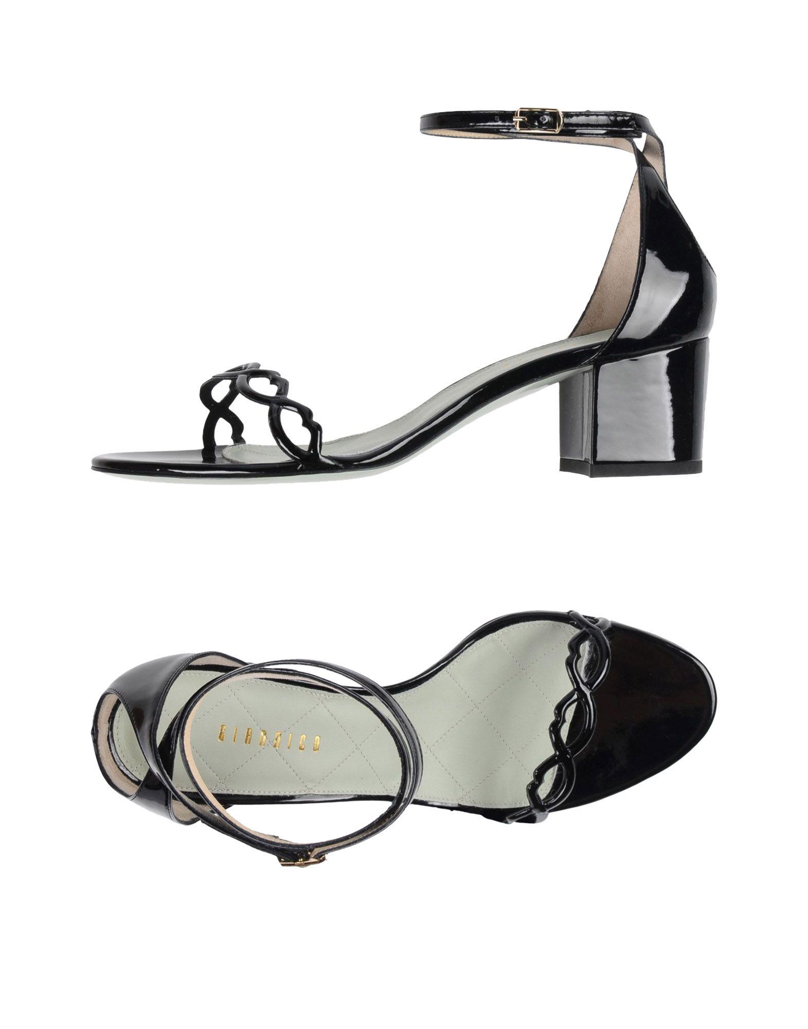 Giannico Sandalen Damen  11420449VIGut aussehende strapazierfähige Schuhe