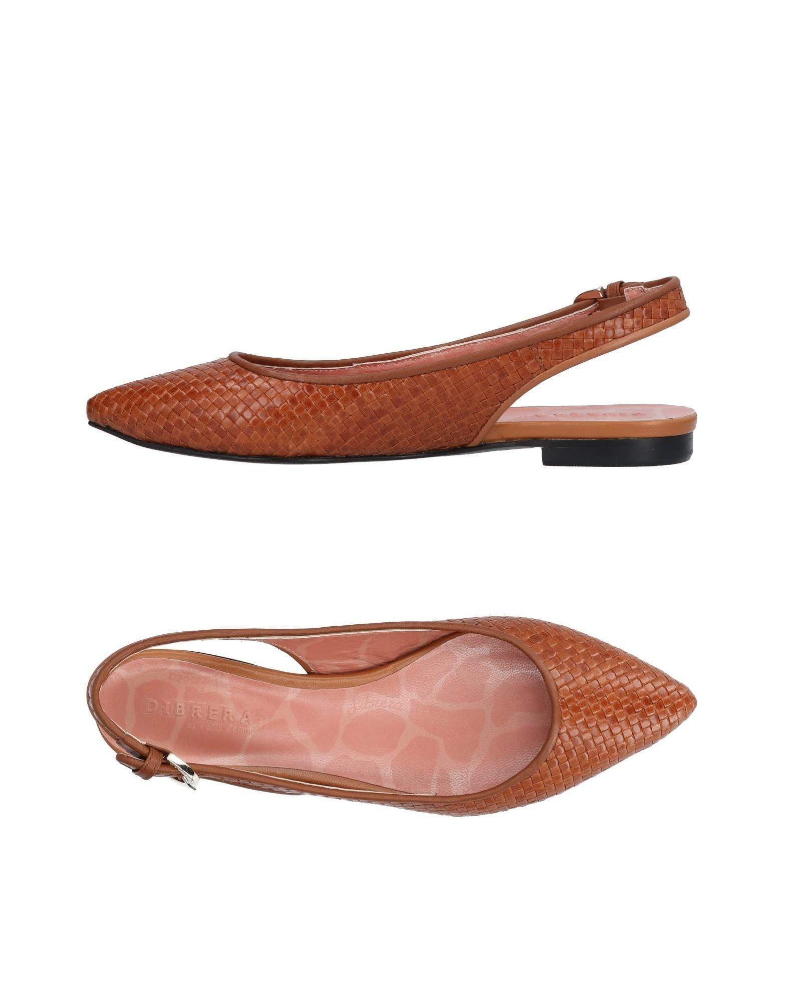 Dibrera By Paolo Zanoli Ballerinas Damen  11420484QAGut aussehende strapazierfähige Schuhe