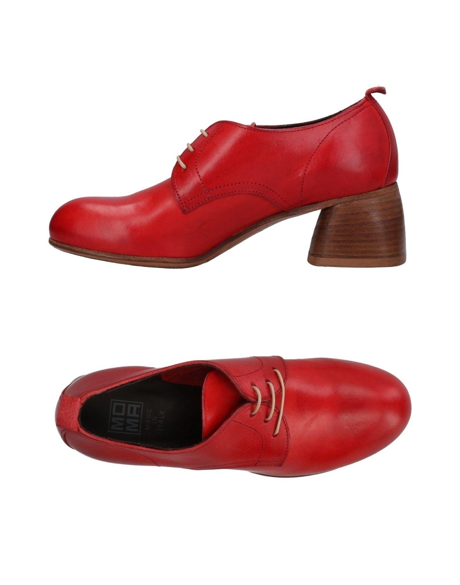 Moma Schnürschuhe Damen  11420552NGGut aussehende strapazierfähige Schuhe