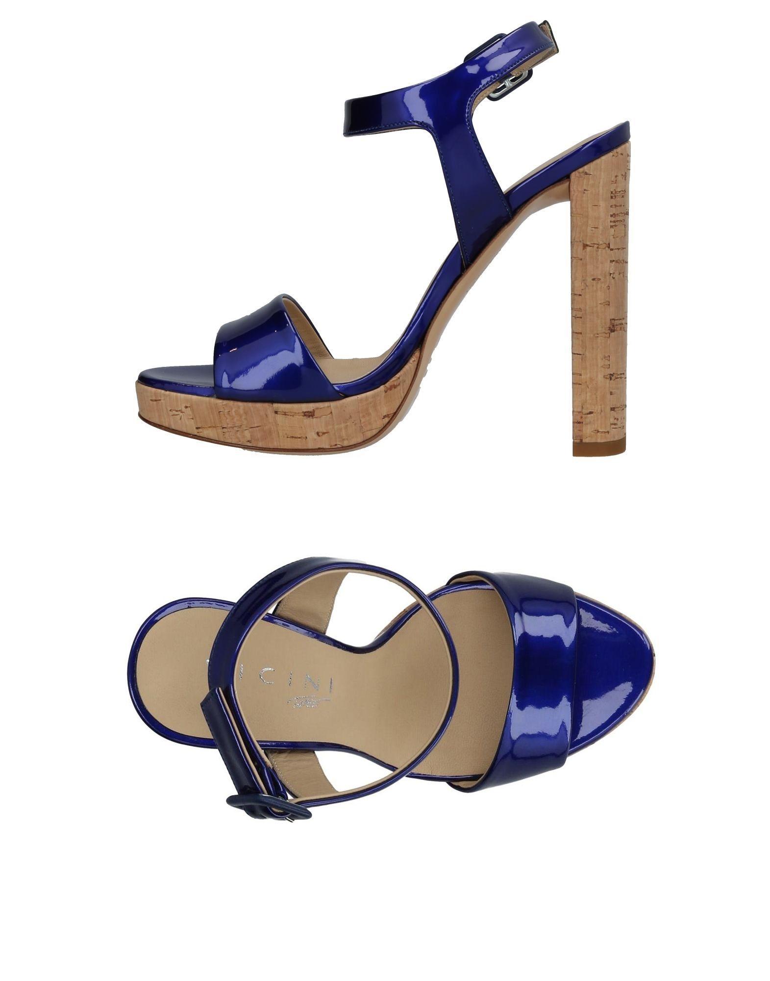 Stilvolle billige Schuhe Vicini Tapeet Sandalen Damen  11420605EQ