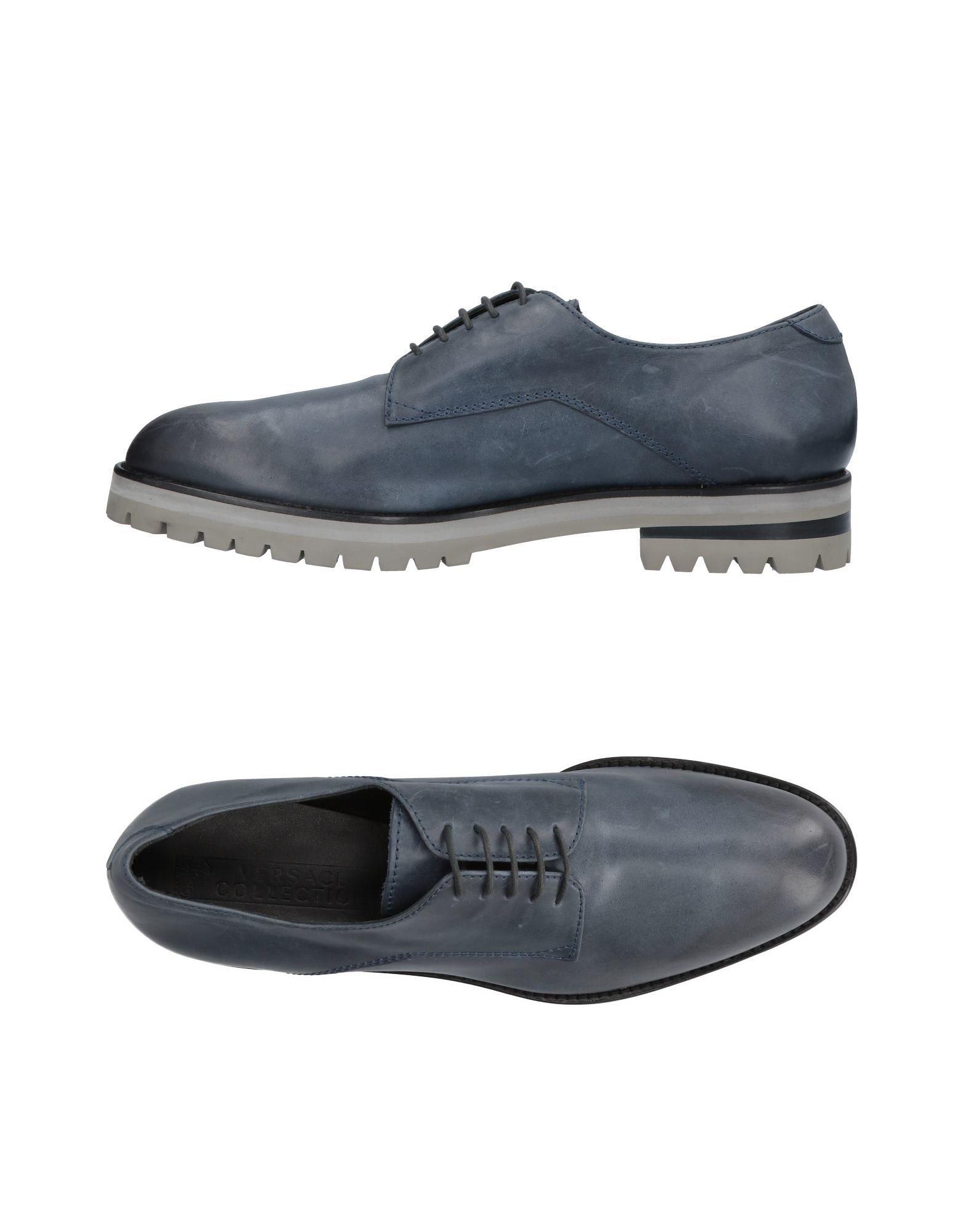 Chaussures À Lacets Versace Collection Homme - Chaussures À Lacets Versace Collection sur