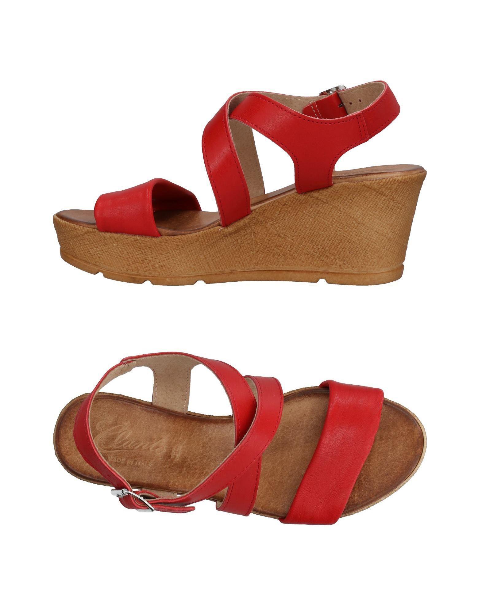 Clanto Sandalen Damen  11420685RL Gute Qualität beliebte Schuhe