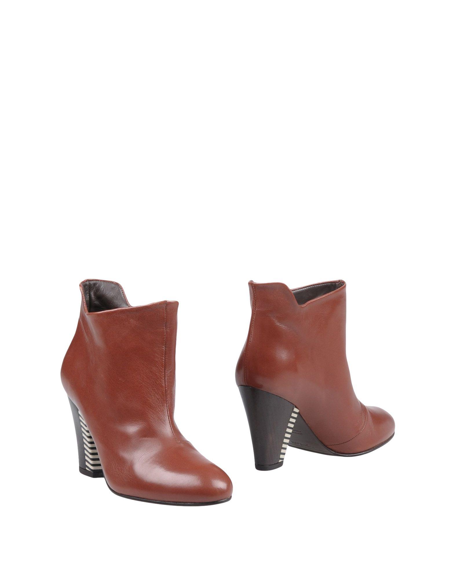 Megumi Ochi Stiefelette Damen  11420771EW Gute Qualität beliebte Schuhe