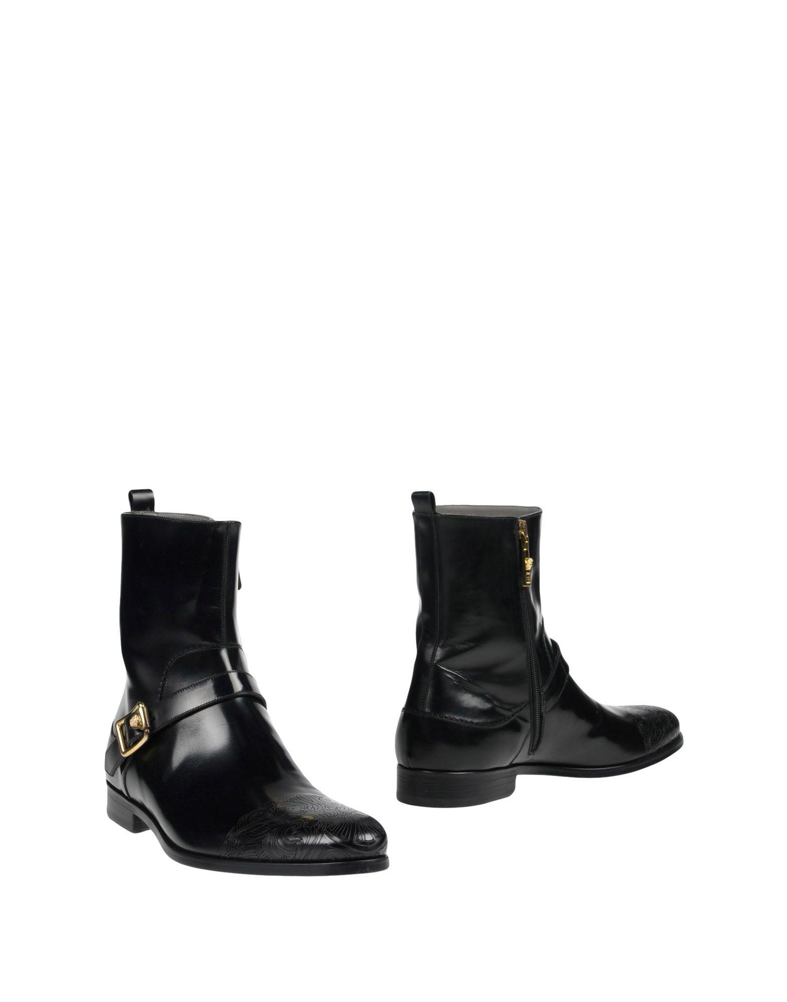 Versace Stiefelette Herren  11420889OC Gute Qualität beliebte Schuhe