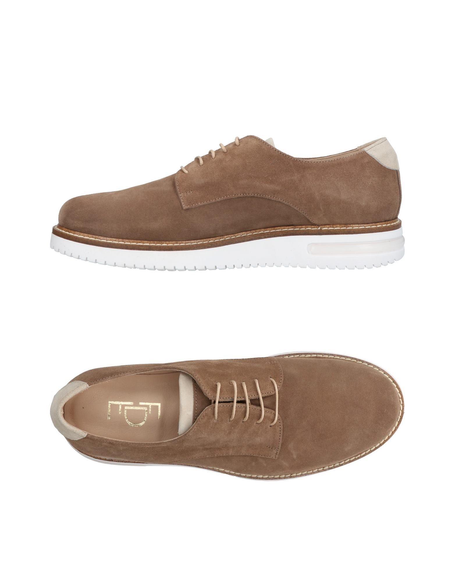 Rabatt echte Schuhe Fdf Shoes Schnürschuhe Herren  11420907DU