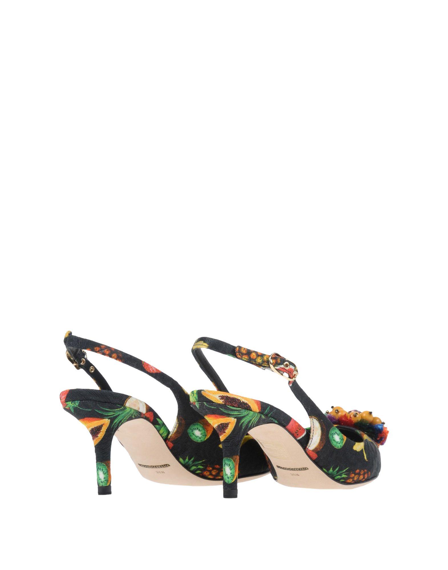 Dolce & Gabbana Pumps Damen Gutes Preis-Leistungs-Verhältnis, es lohnt sich sich lohnt 3c16a5