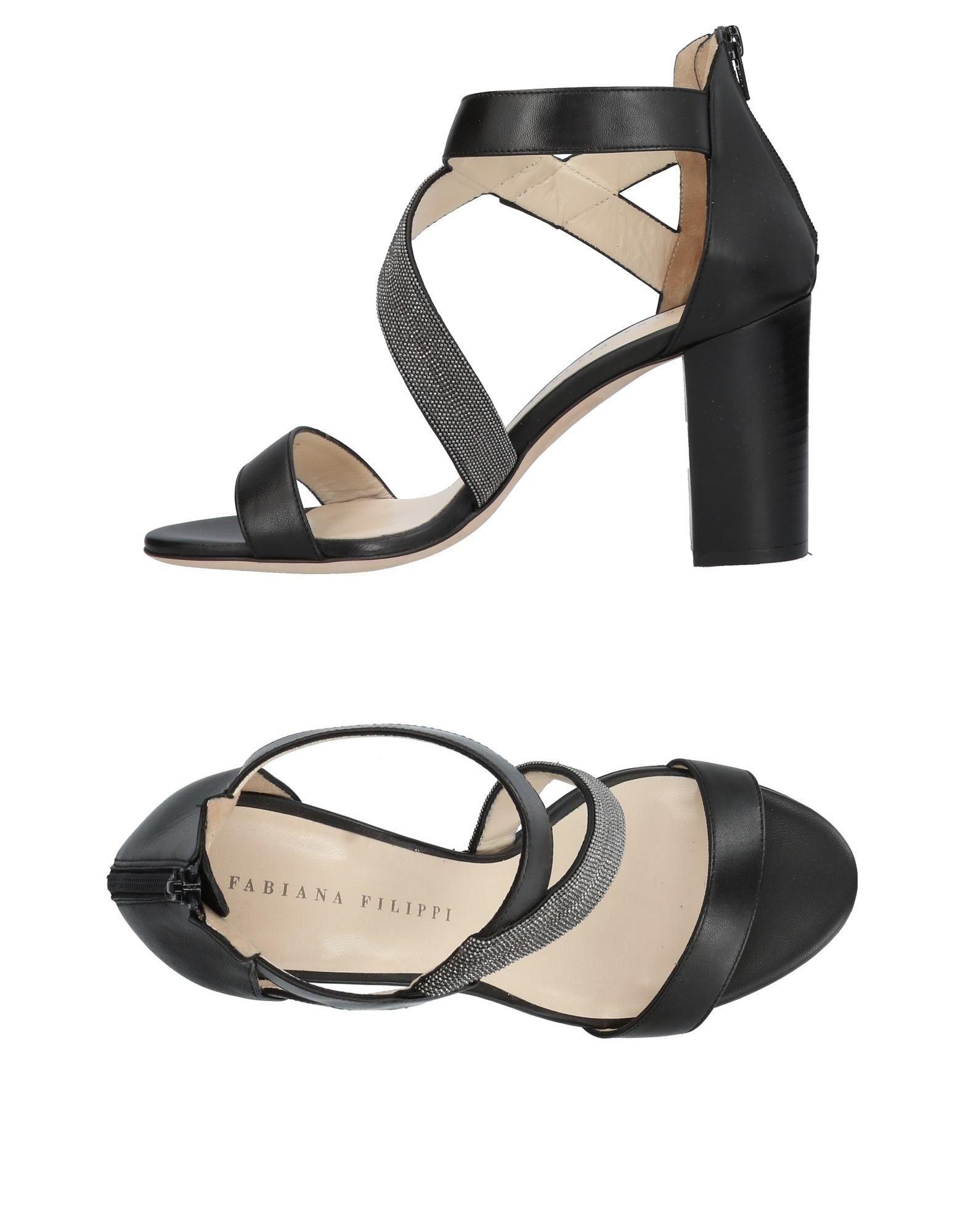 Fabiana Filippi Damen Sandalen Damen Filippi  11420980DU Neue Schuhe 0ccc4b