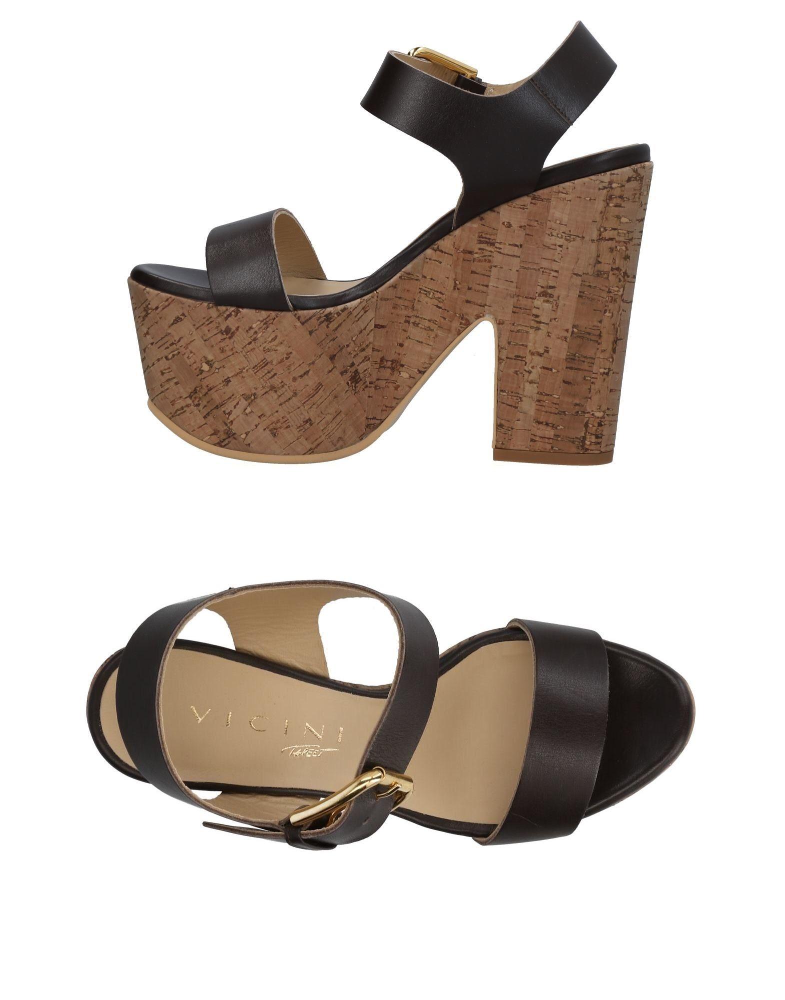 Gut um billige Schuhe zu tragenVicini Tapeet Sandalen Damen   Damen 11420984MH f0f2d4