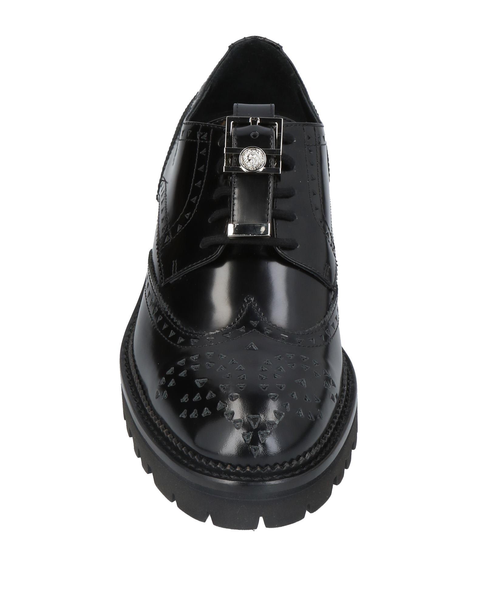 Versus Versace Schnürschuhe Herren  11421025TK Neue Schuhe