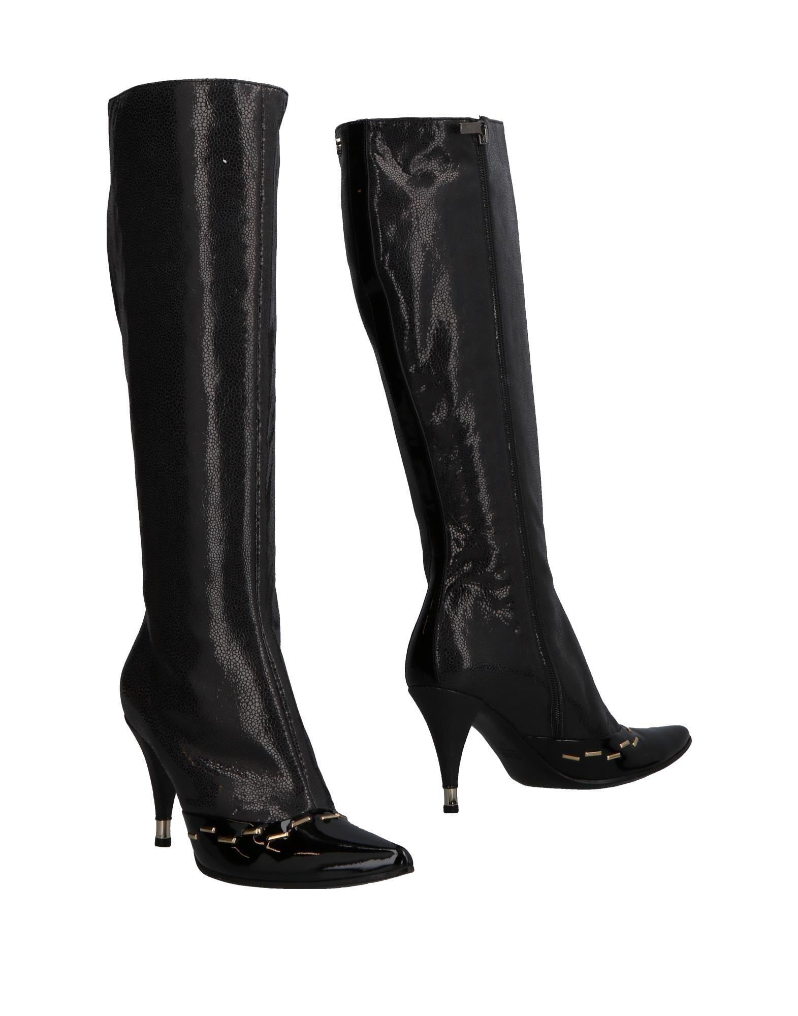 Roberto Botticelli Luxury Stiefel Damen  11421026MKGut aussehende strapazierfähige Schuhe