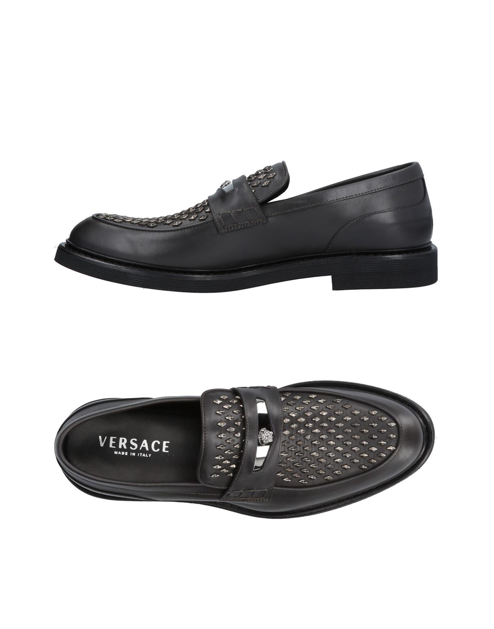 Versace Mokassins Herren  11421129HG Gute Qualität beliebte Schuhe