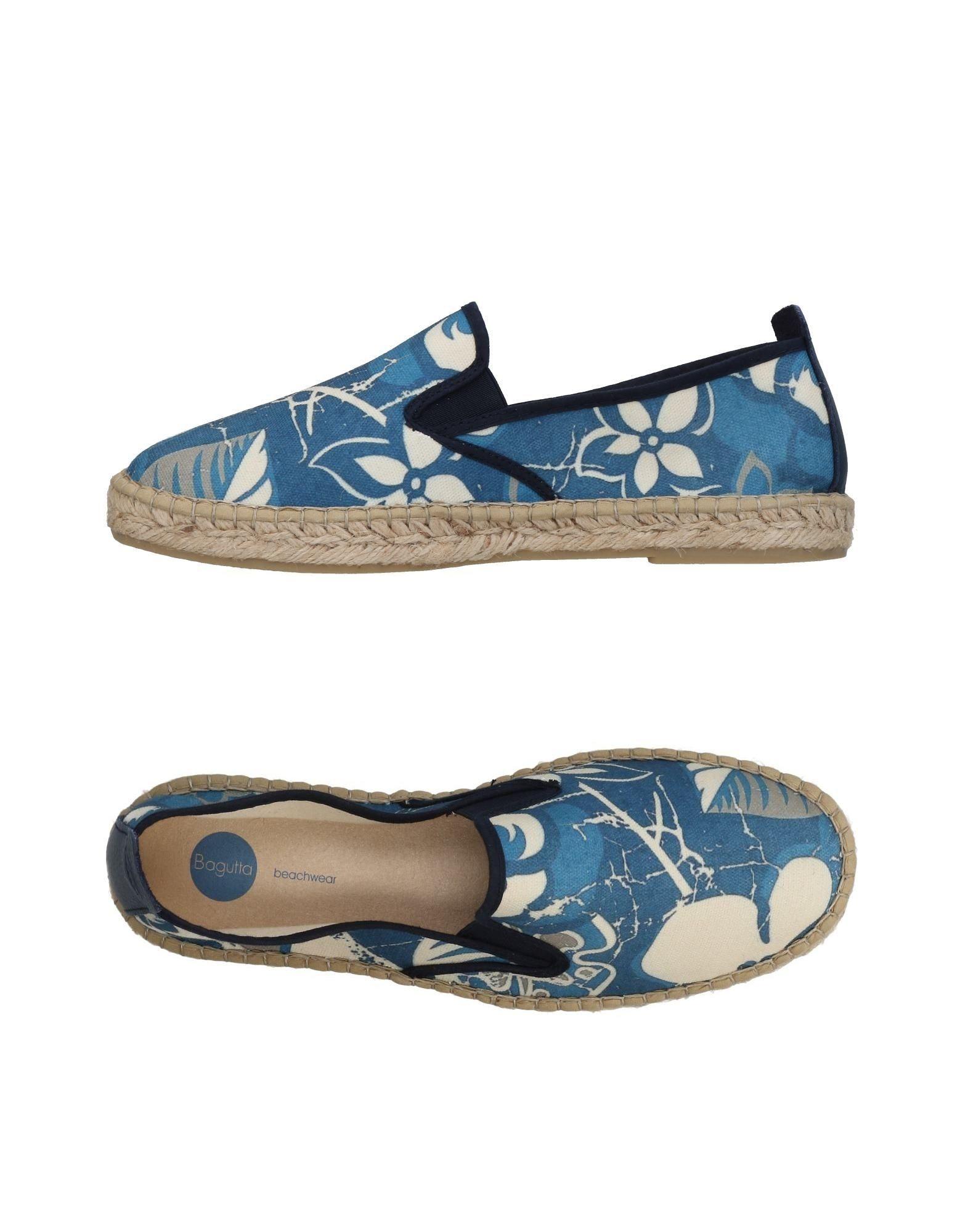 Rabatt echte Schuhe Bagutta Espadrilles Herren  11421156GE