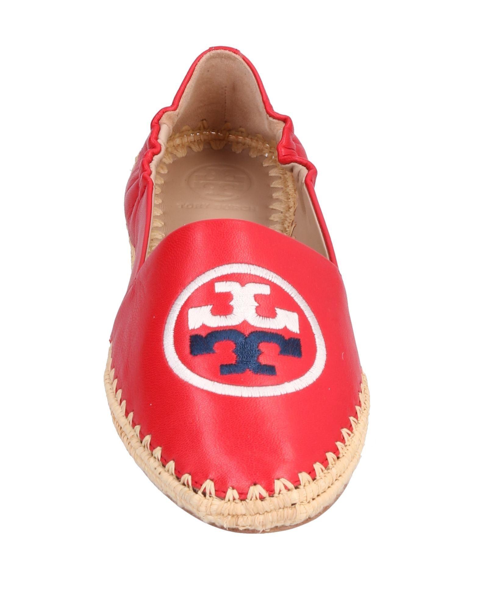 Stilvolle billige Schuhe  Tory Burch Espadrilles Damen  Schuhe 11421176BO cb7709